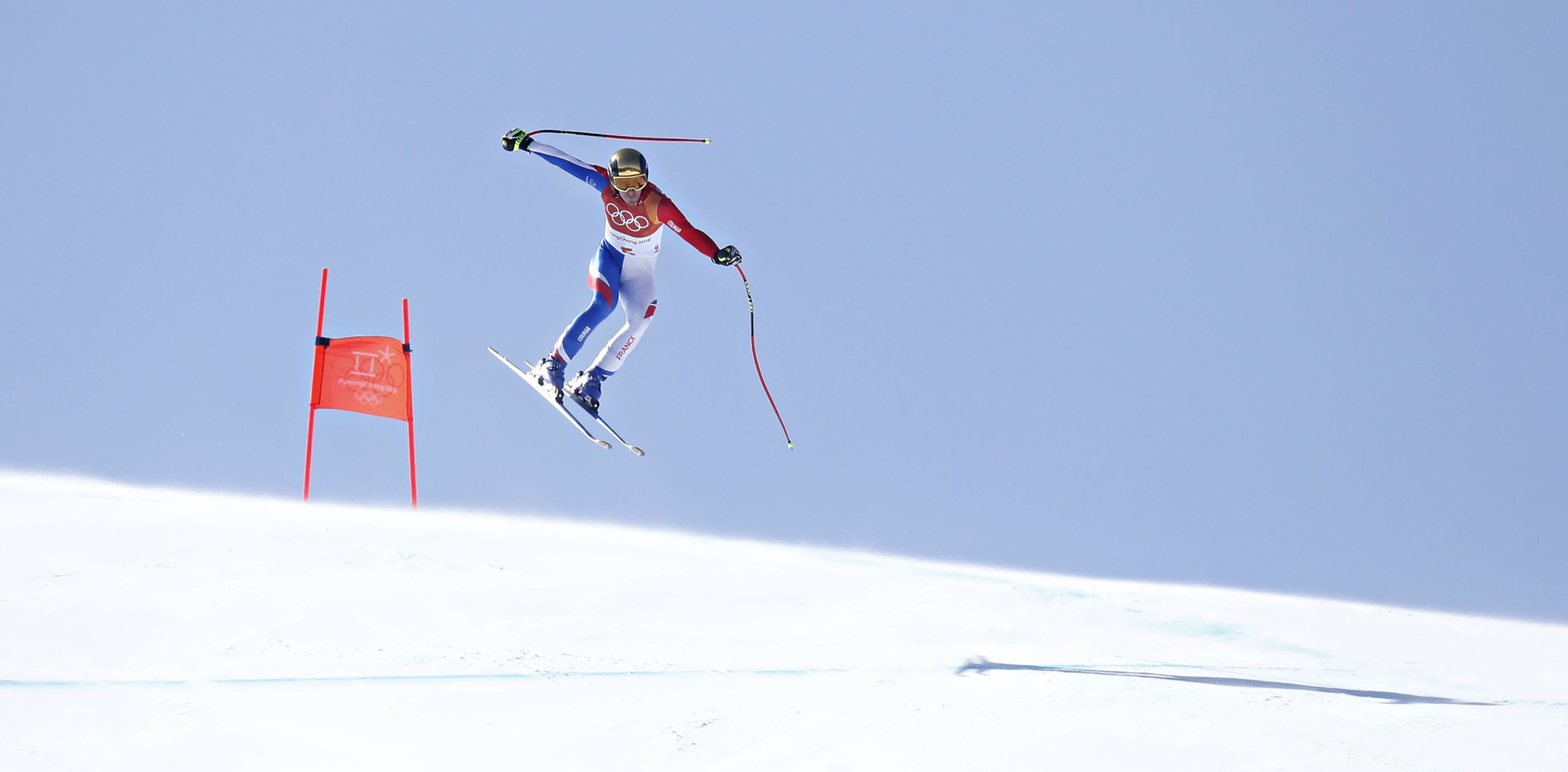 Alpine Skiing - Men's Alpine Combined