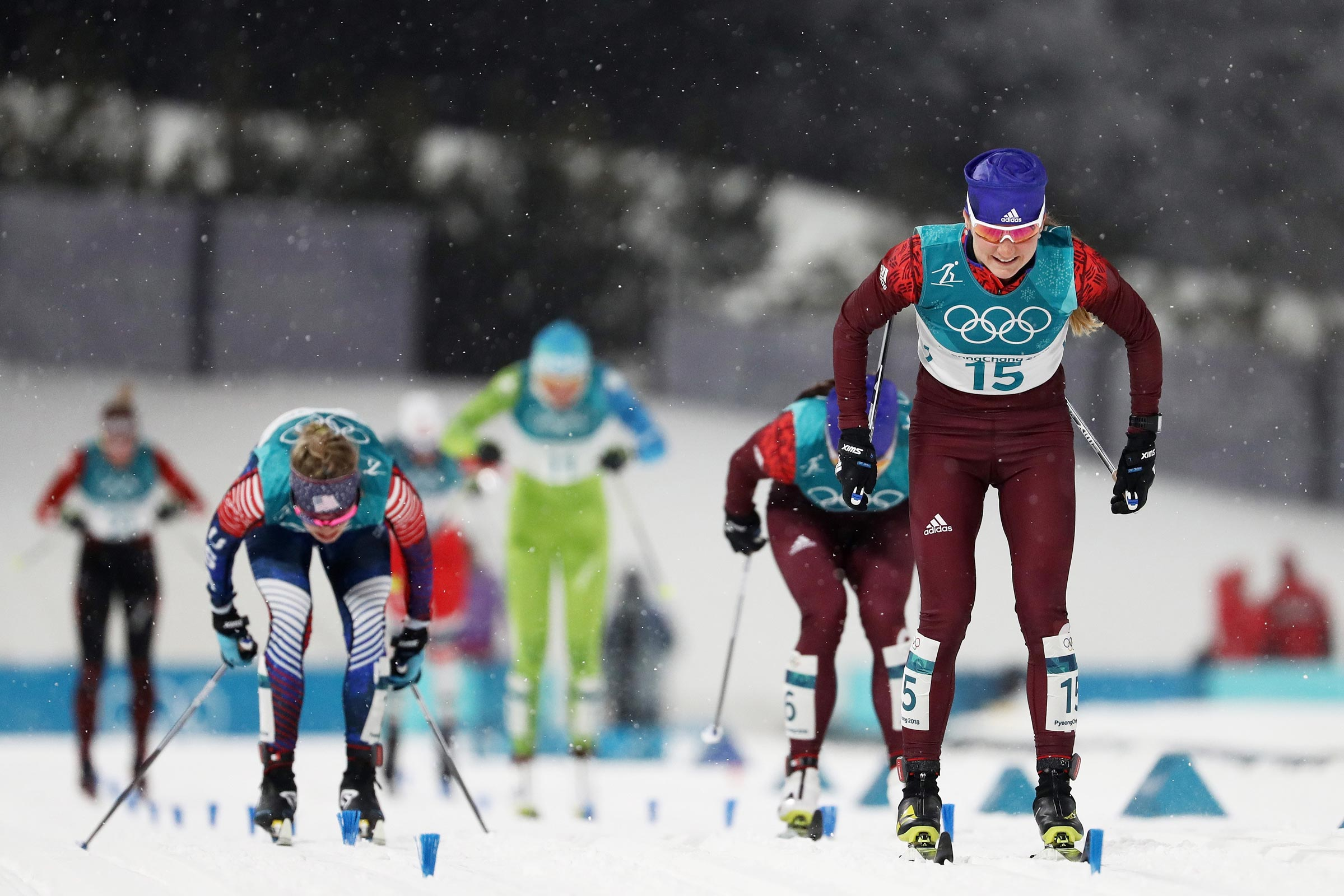 Cross-Country Skiing - Ladies' Sprint Classic