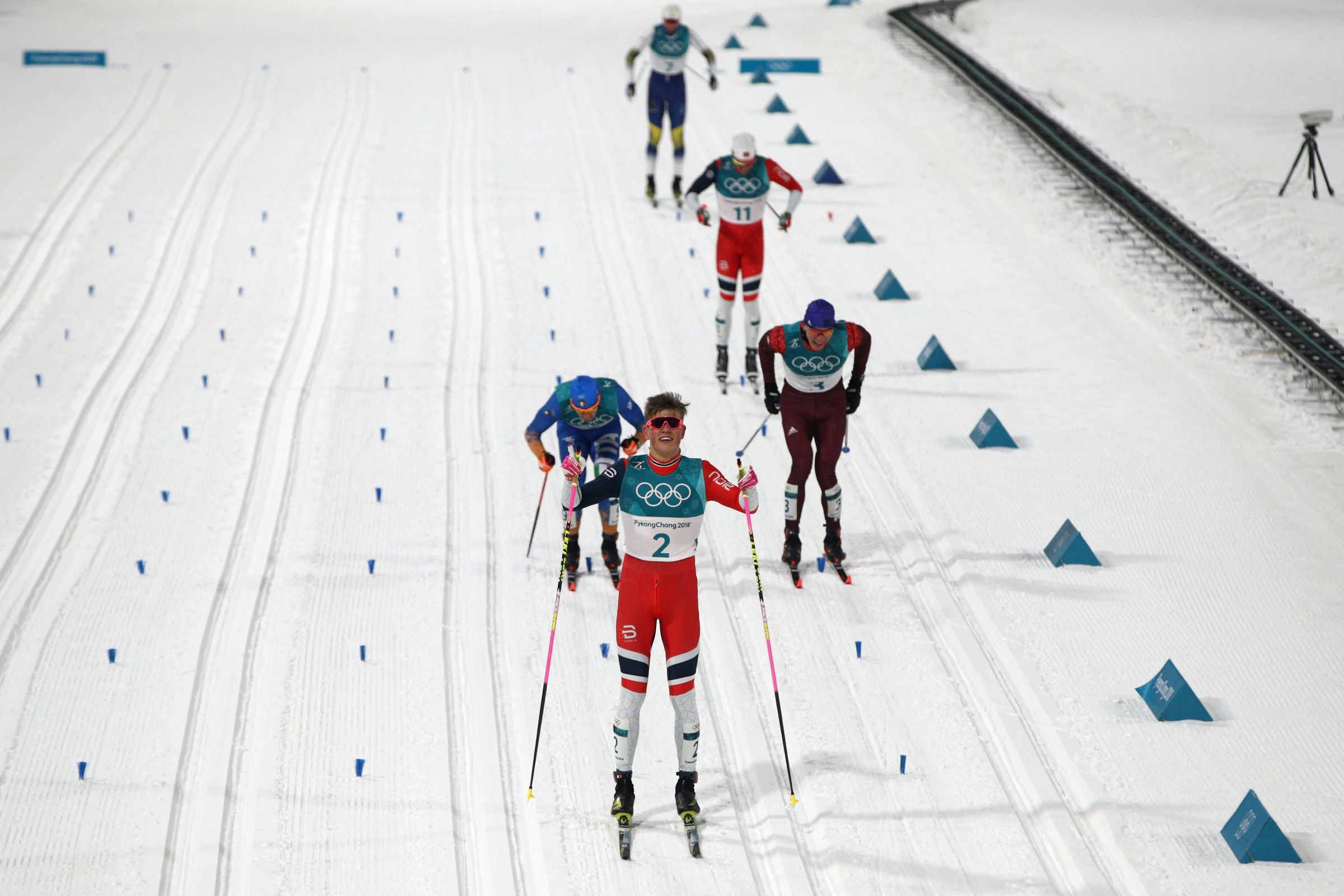Cross-country Skiing - Men's Sprint Classic