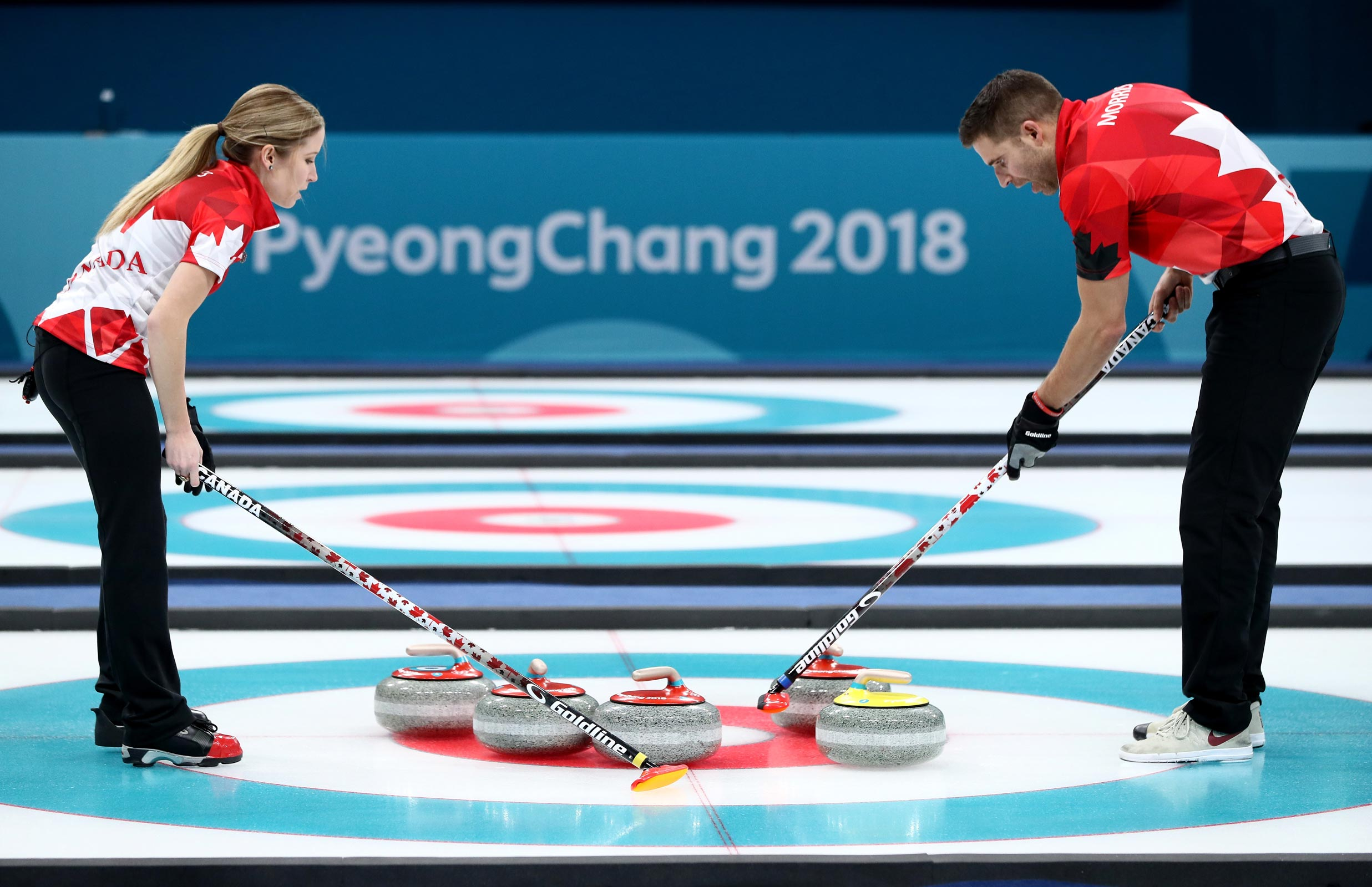 Curling - Mixed Doubles Gold Medal Game