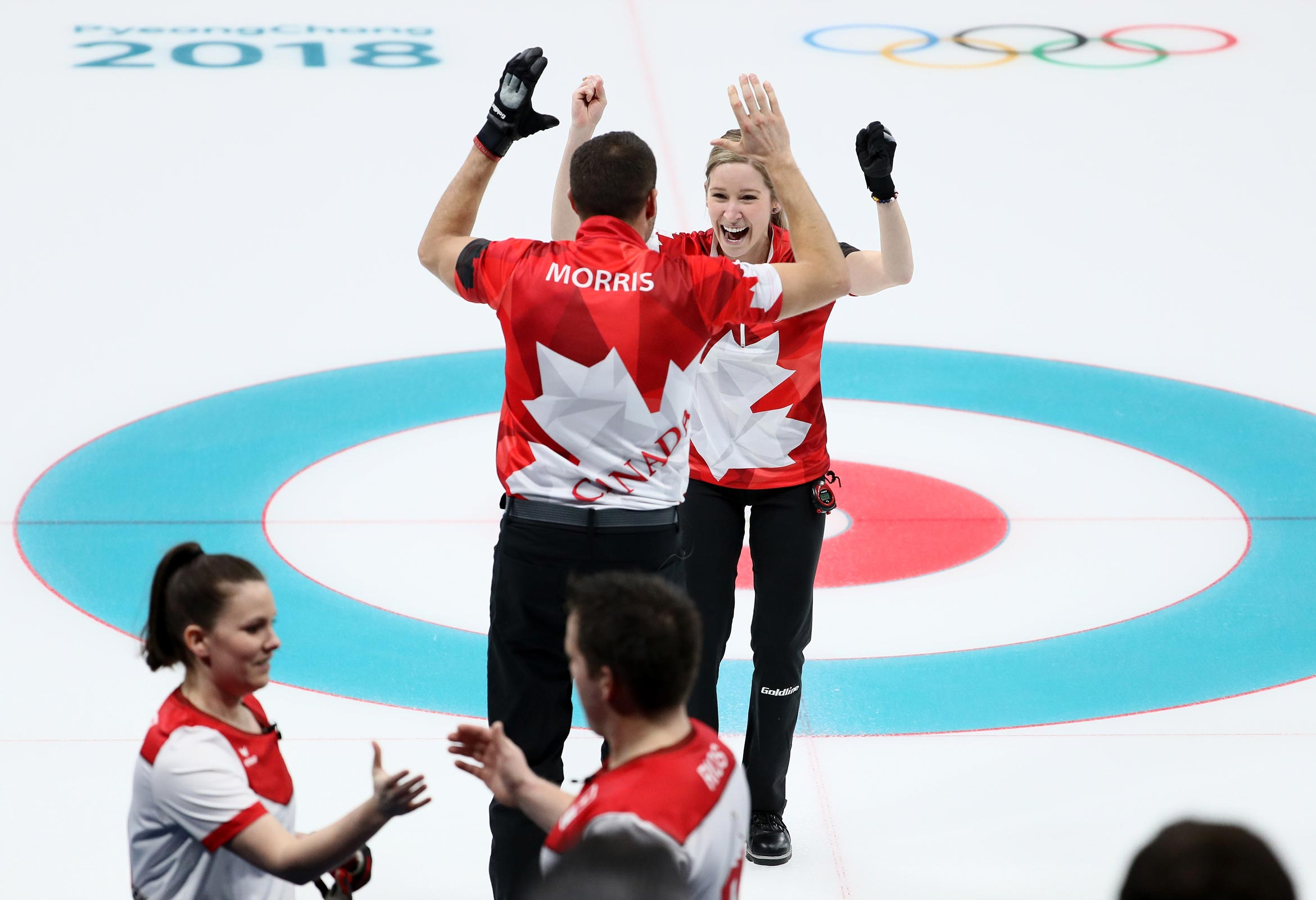 Mixed Doubles - Olympic Curling