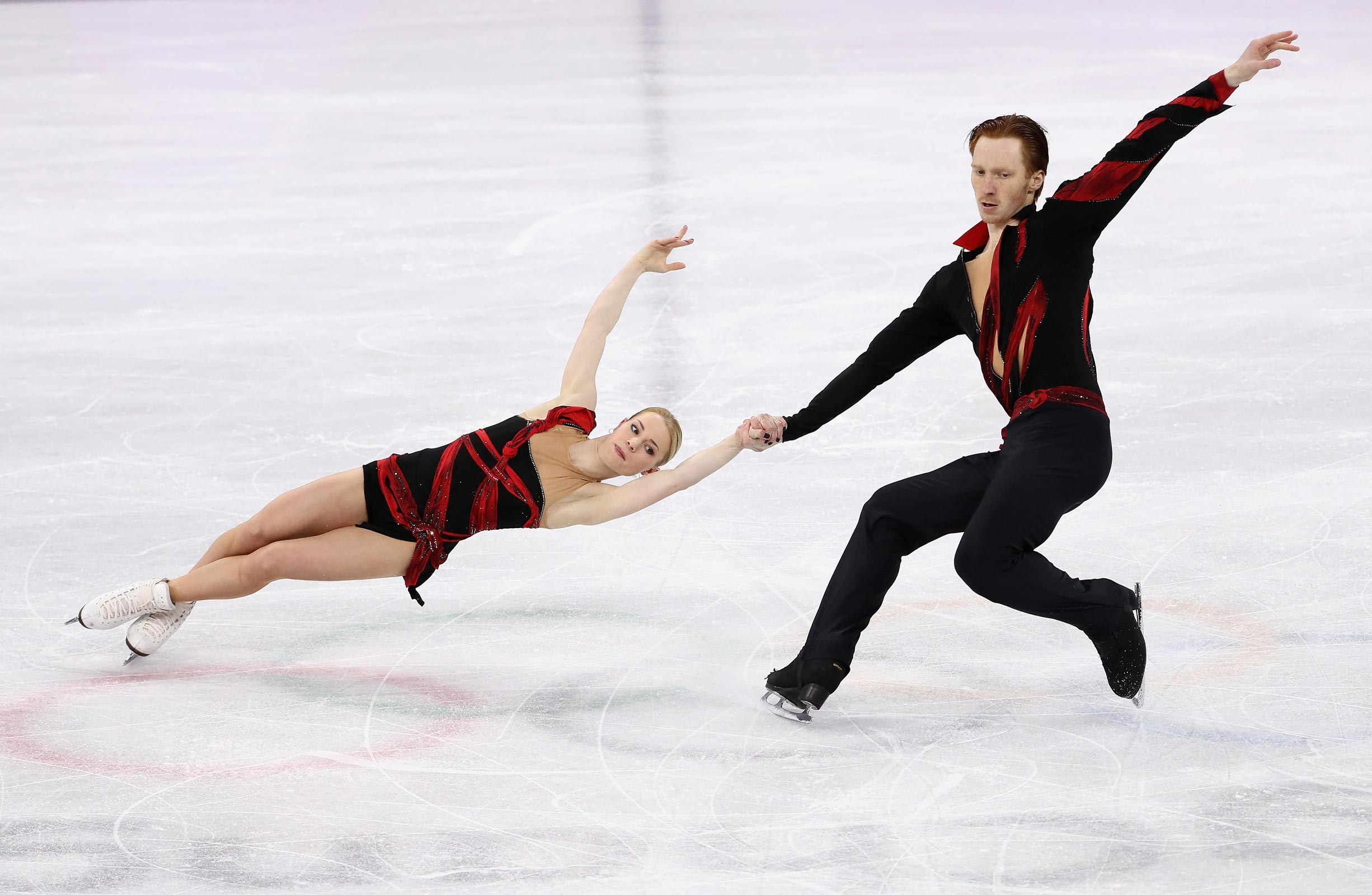 Figure Skating - Pair Skating Short Program