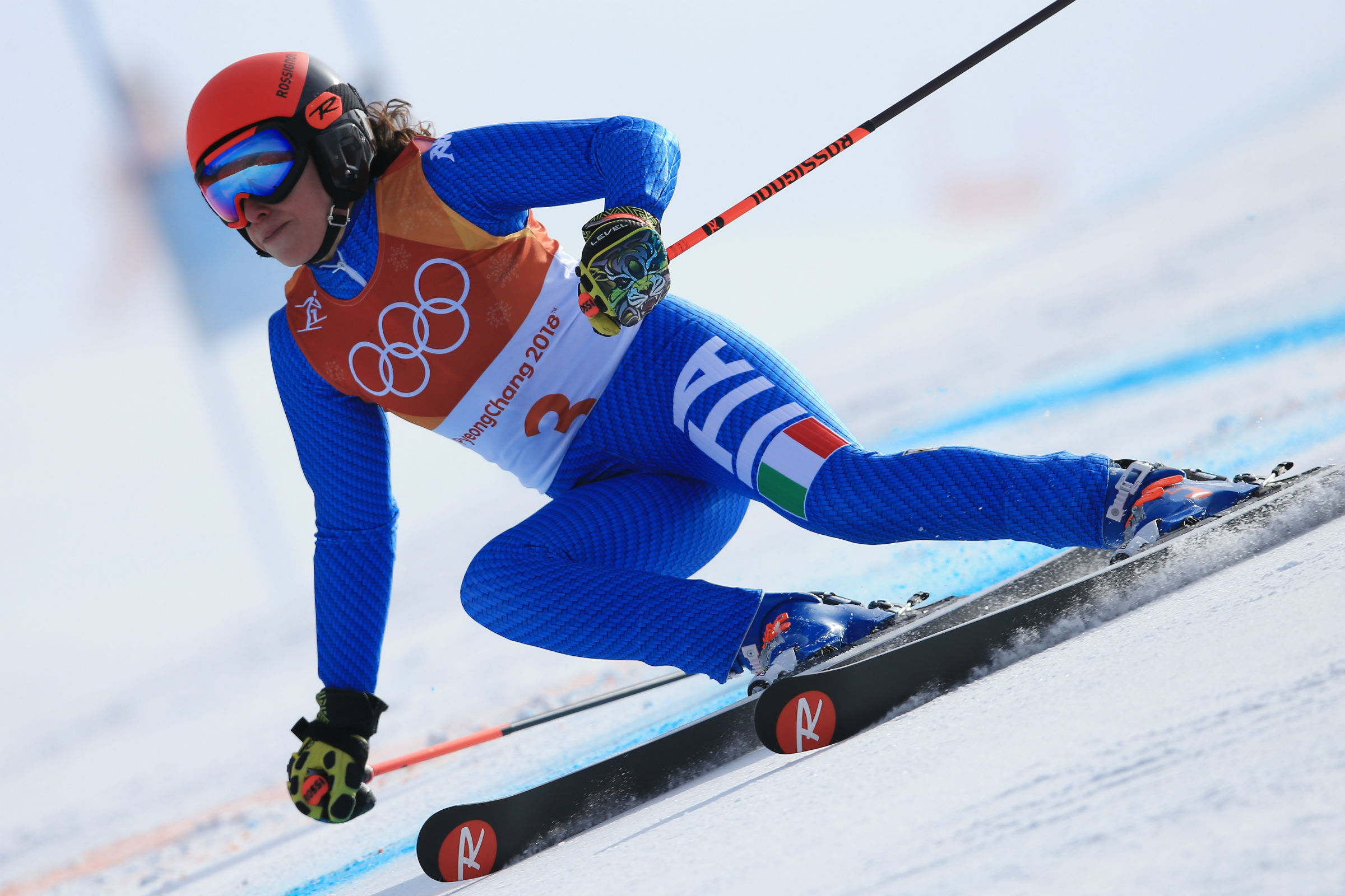 Alpine Skiing - Ladies' Giant Slalom