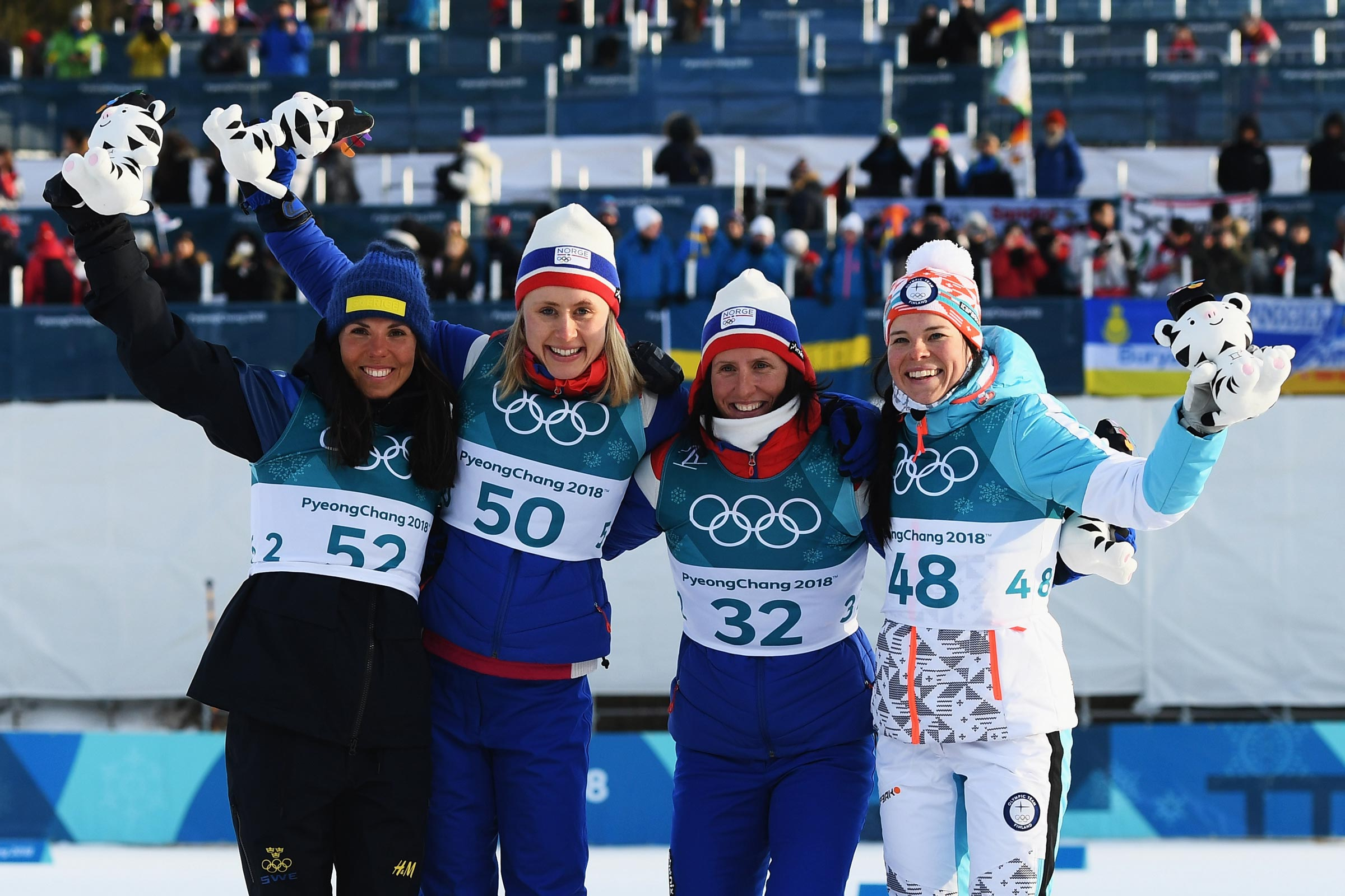 Cross-Country Skiing - Ladies' 10km Free