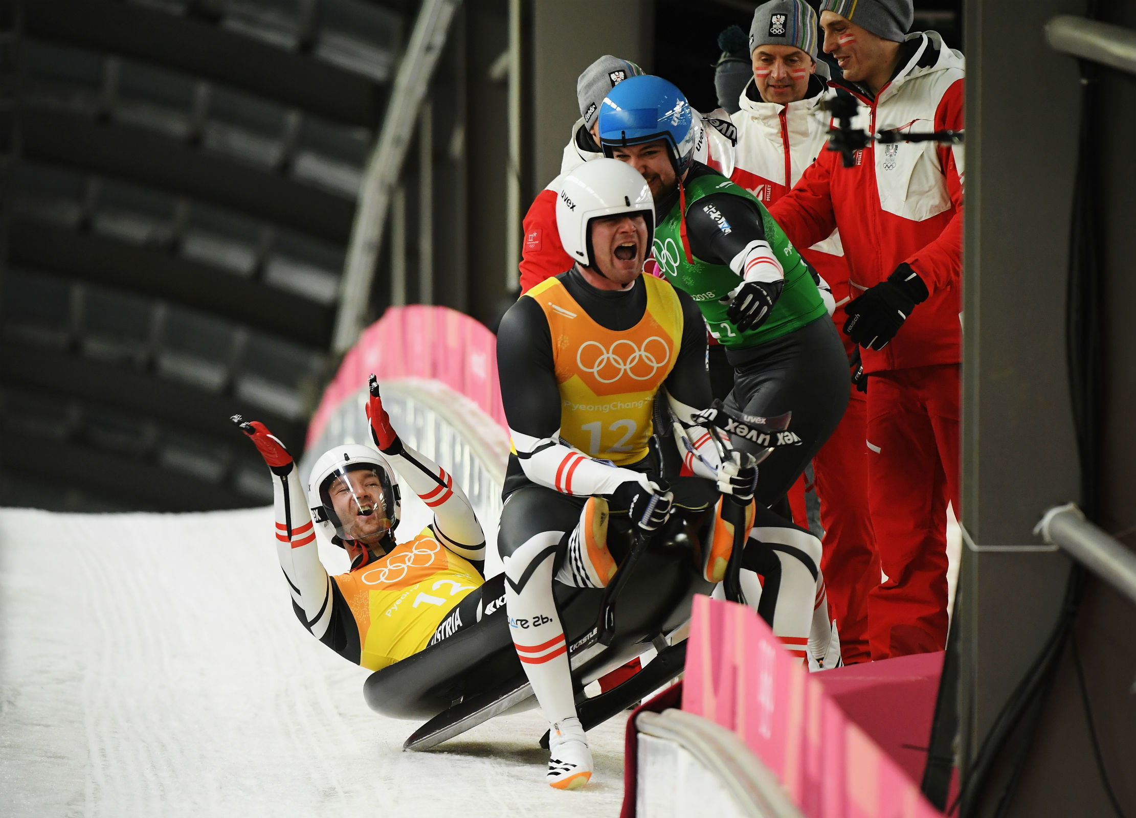 Luge - Team Relay