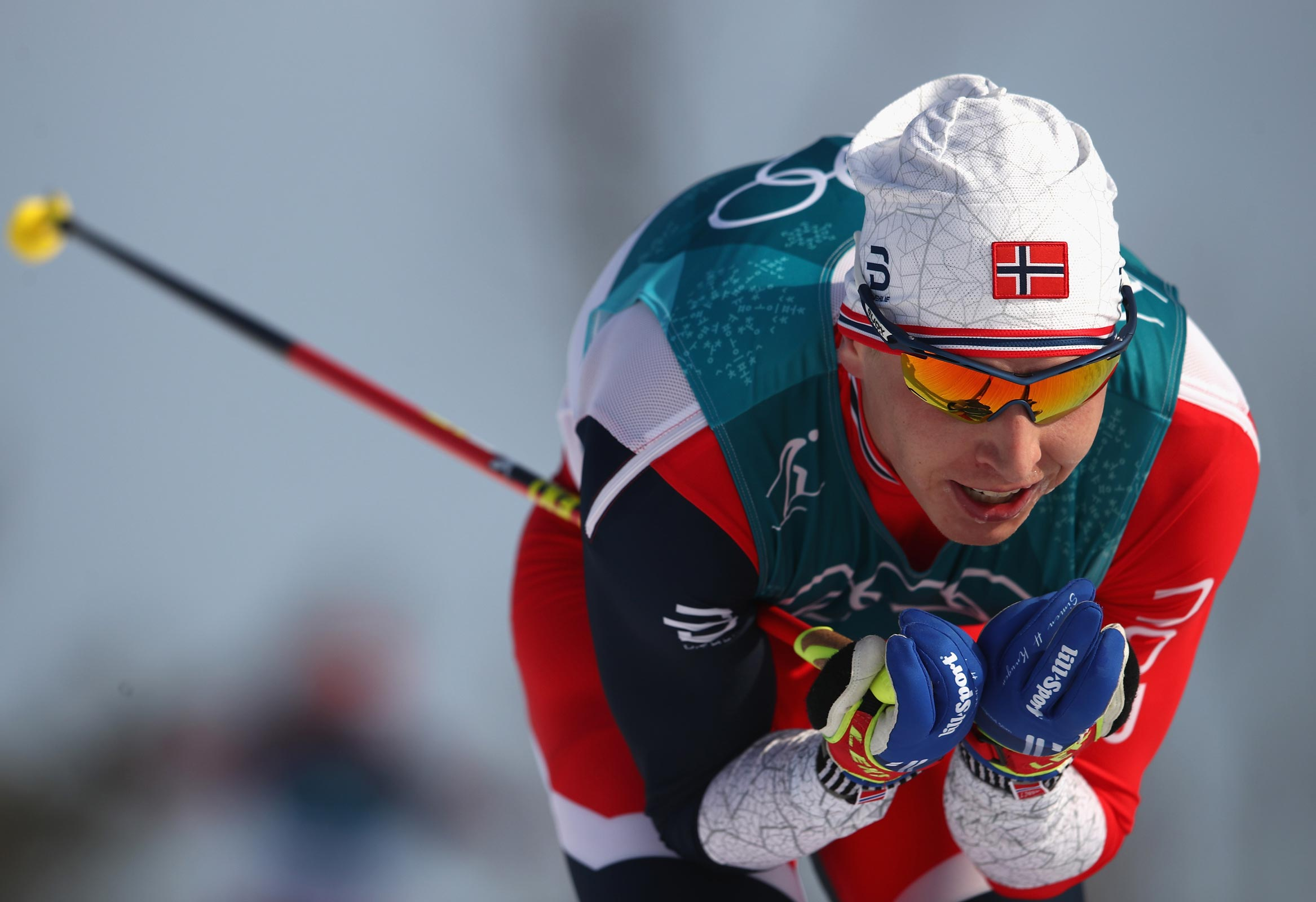 Cross-Country Skiing - Men's 15 km Free