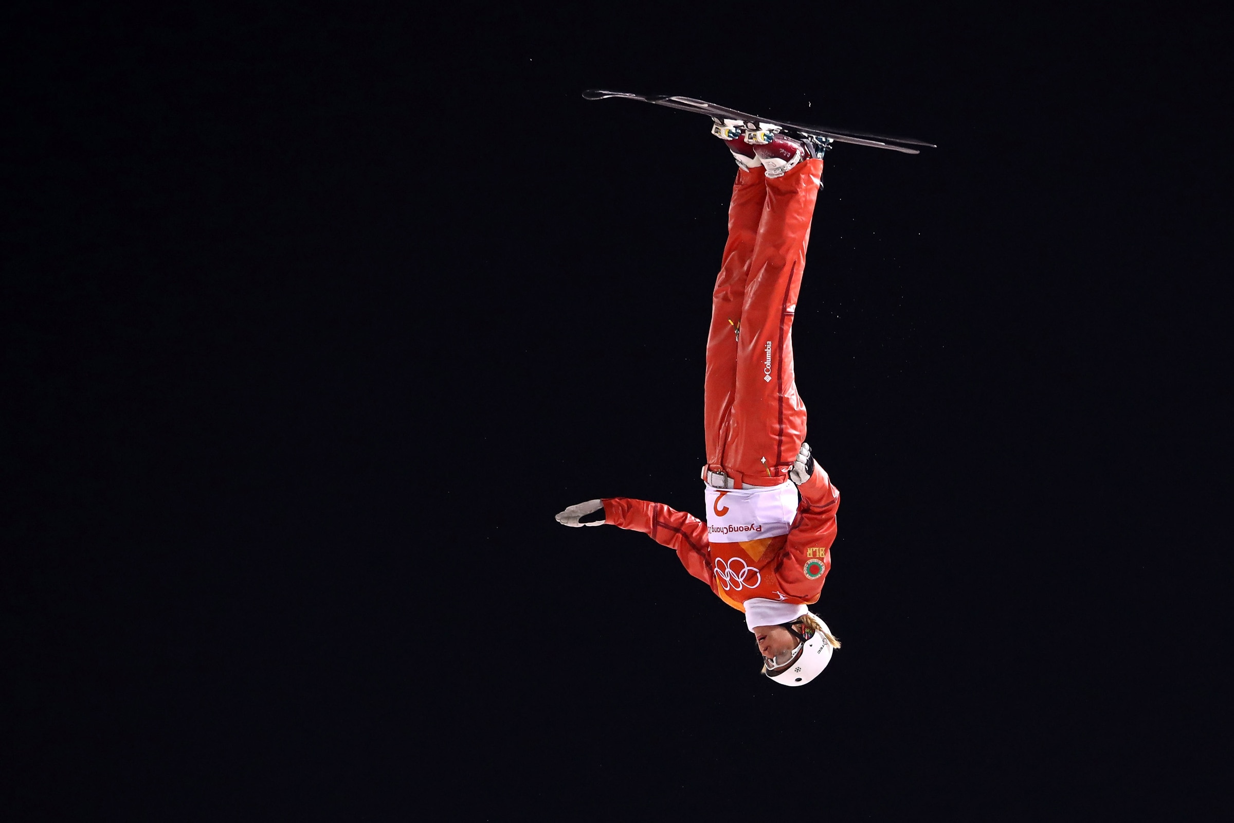 Freestyle Skiing - Ladies' Aerials