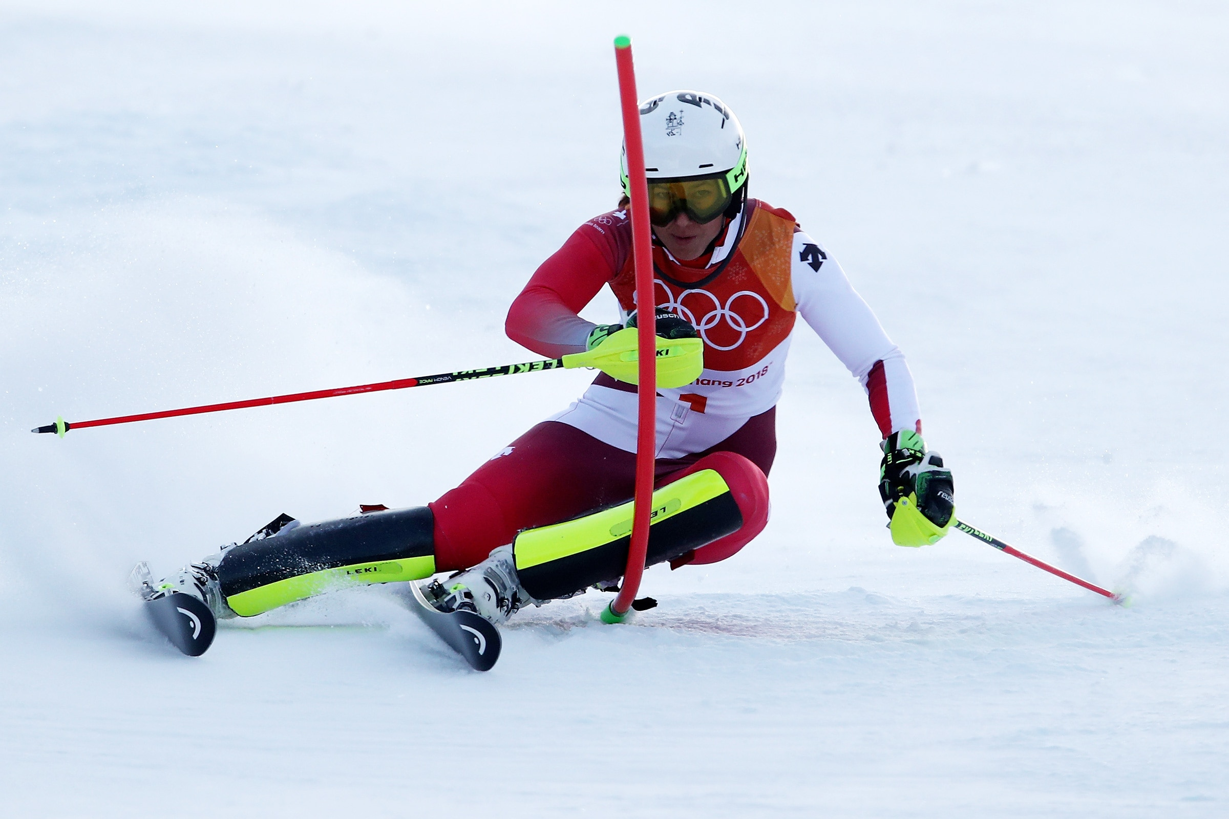 Alpine Skiing - Ladies' Slalom