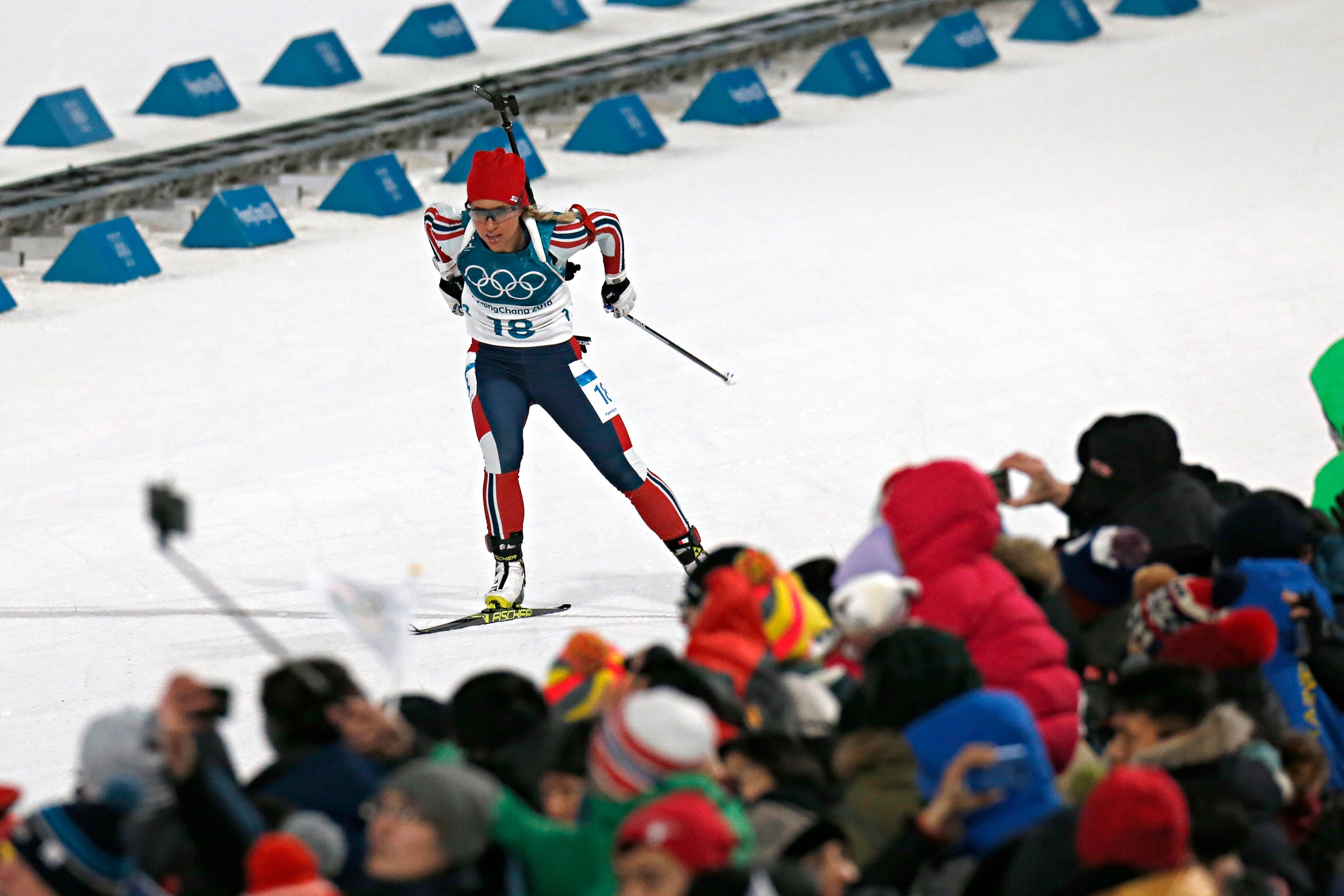 Biathlon - Ladies' 12,5km Mass Start