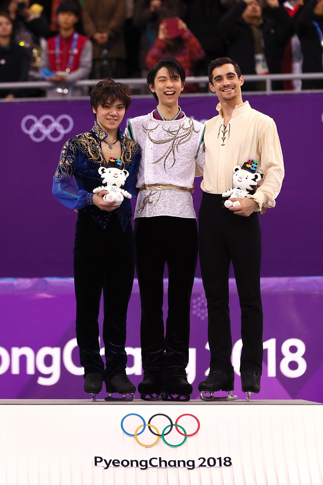 Figure Skating - Men's Single Skating