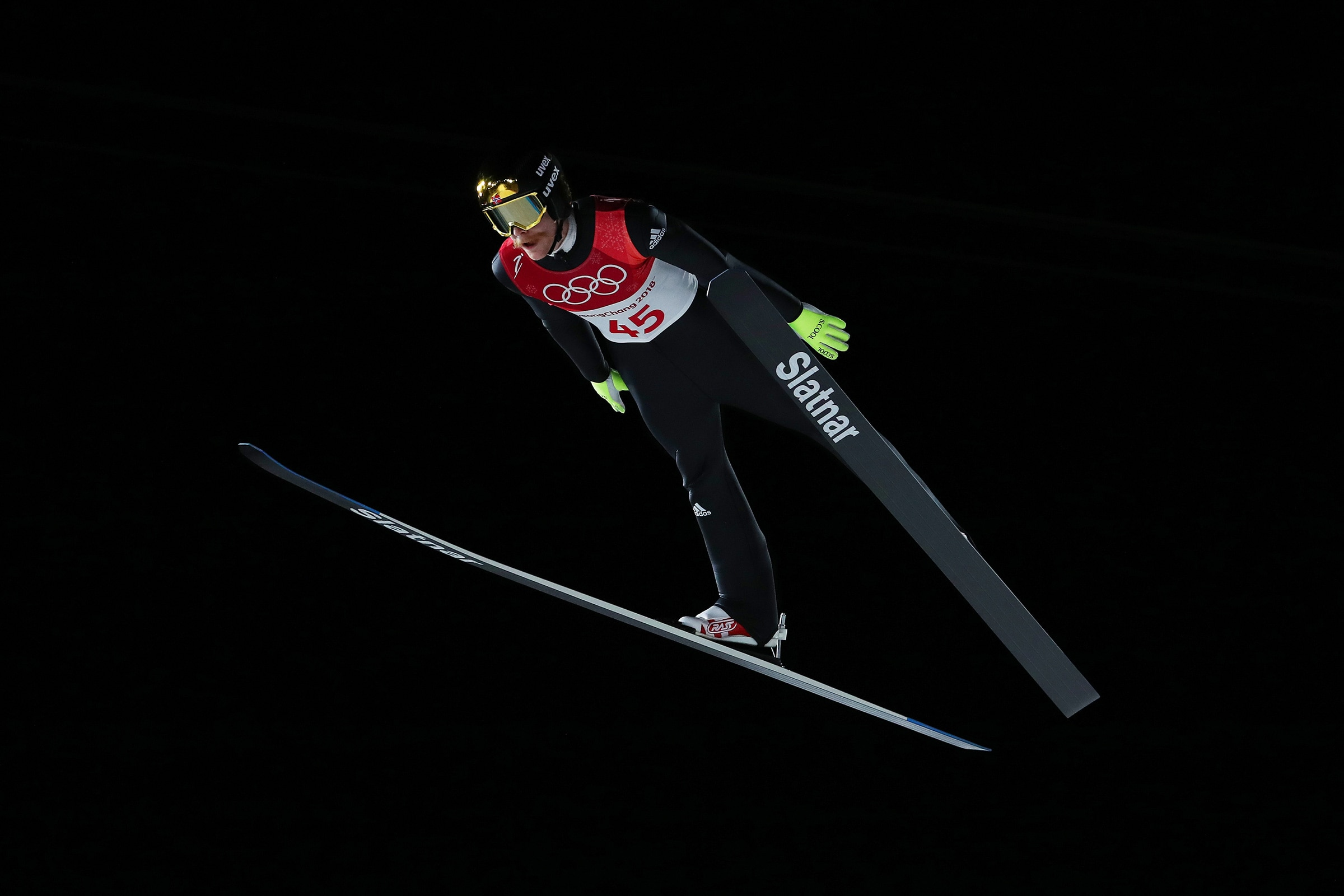 Ski Jumping - Men's Large Hill Individual