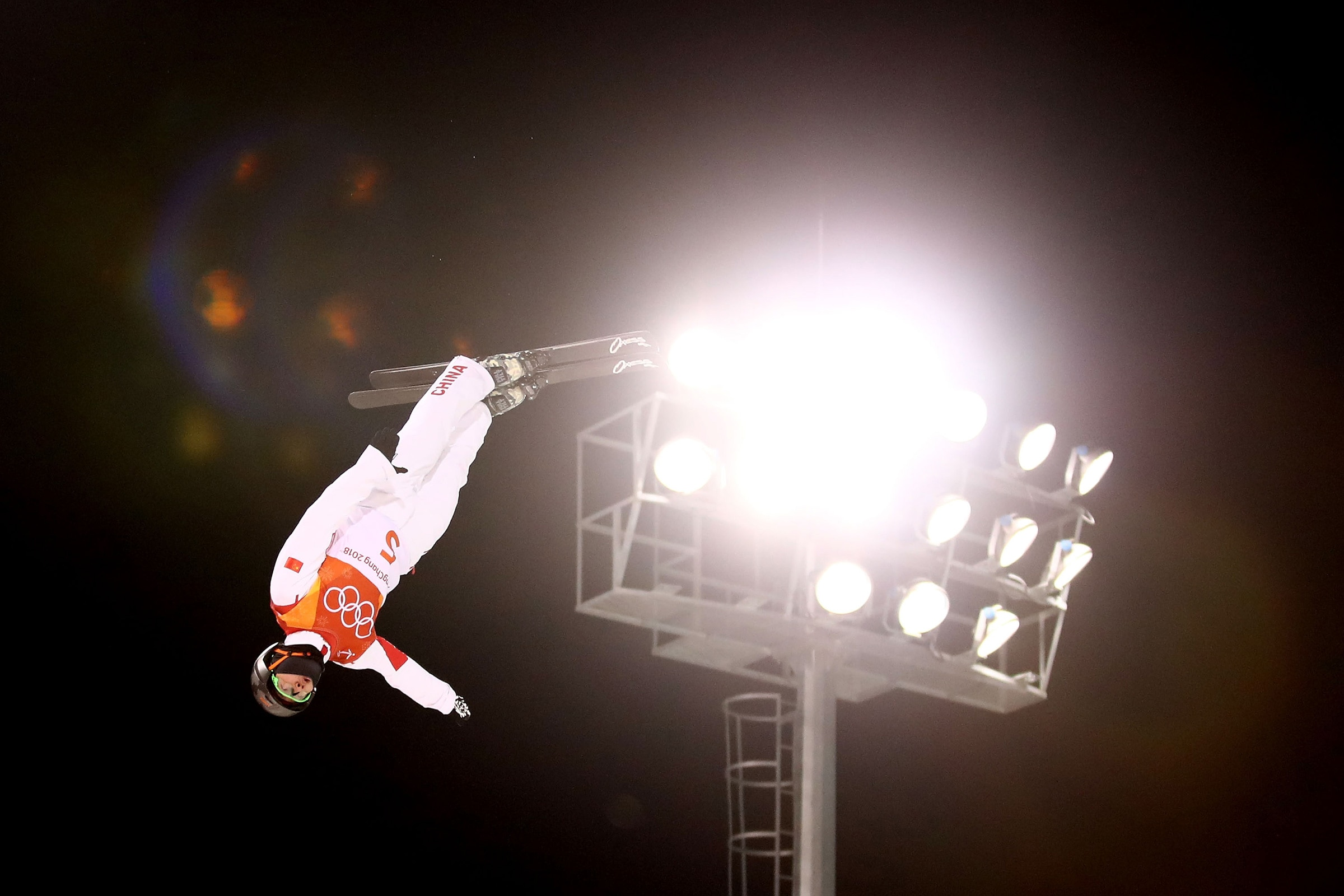 Freestyle Skiing - Men's Aerial