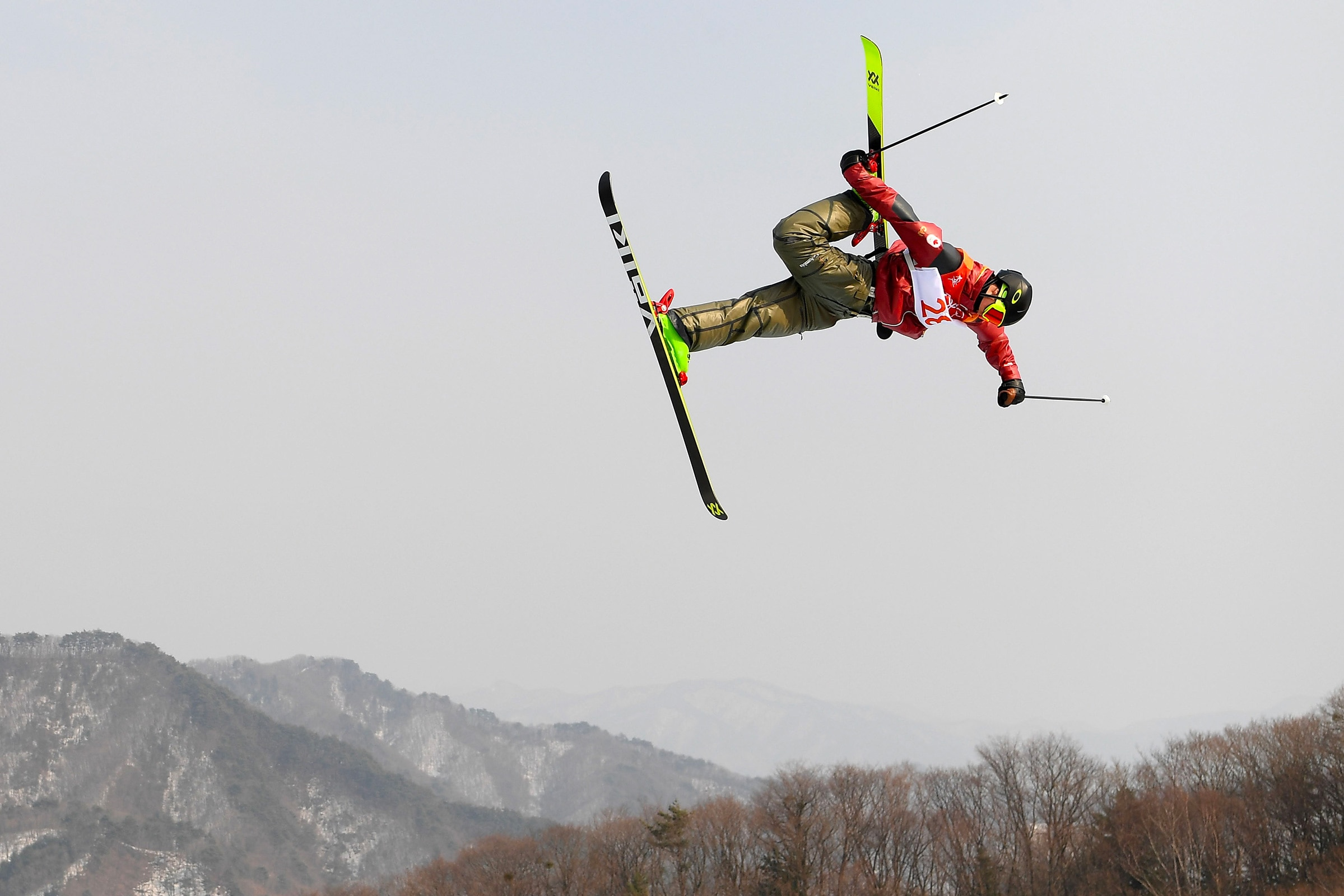 Freestyle Skiing - Men's Ski Slopestyle