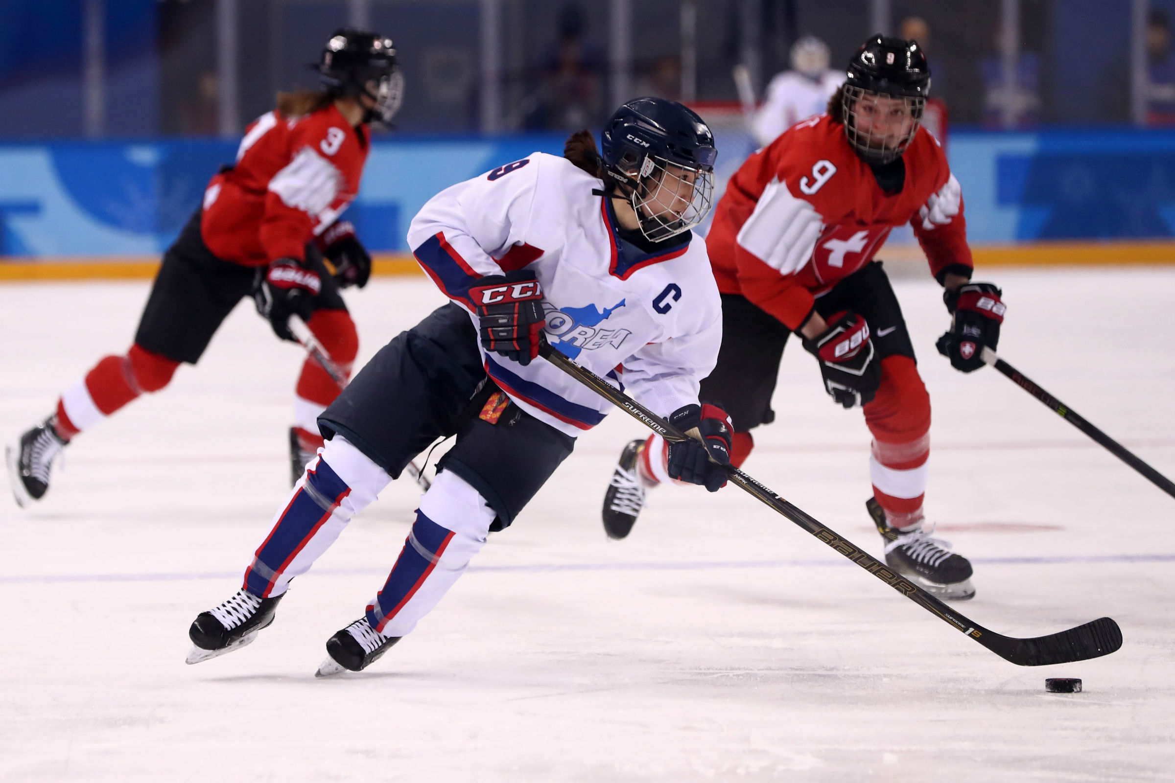 Ice Hockey - Women