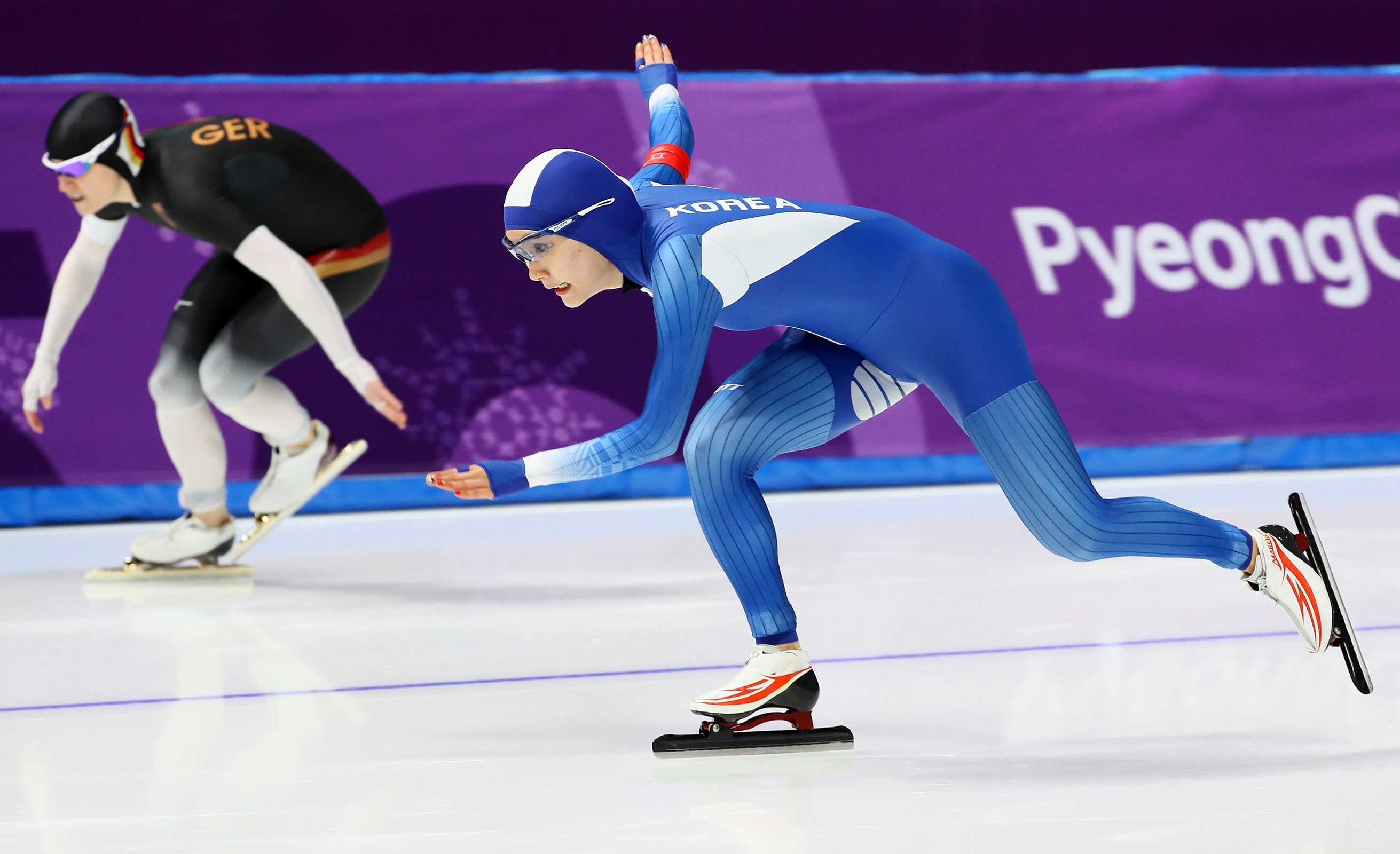 Speed Skating - Ladies' 500m