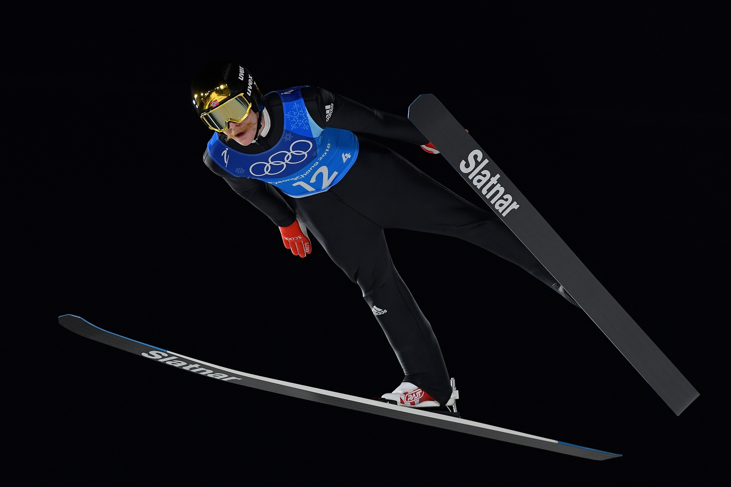 Ski Jumping - Men's Team Large Hill