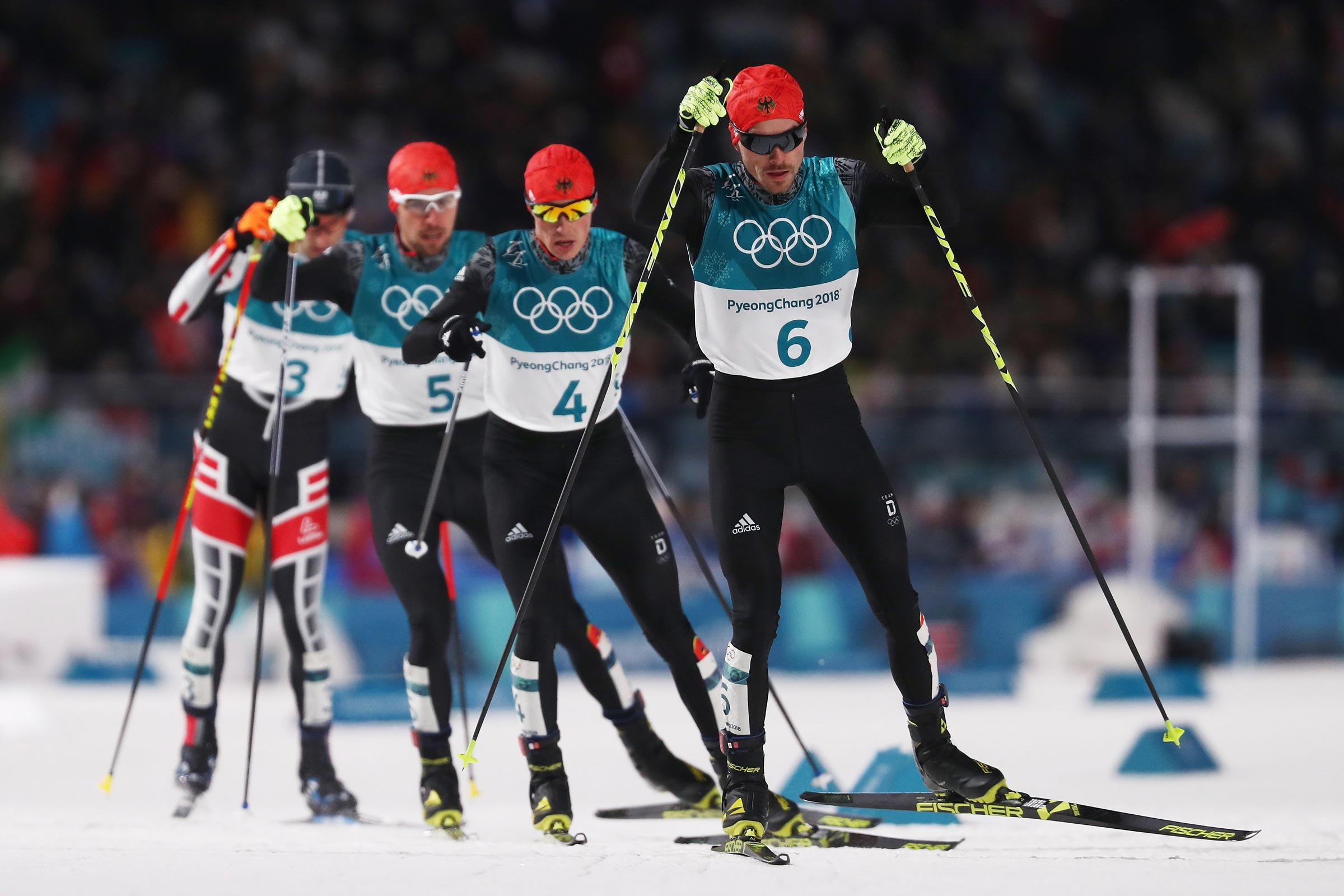 Nordic Combined - Individual Gundersen LH/10km Cross-Country