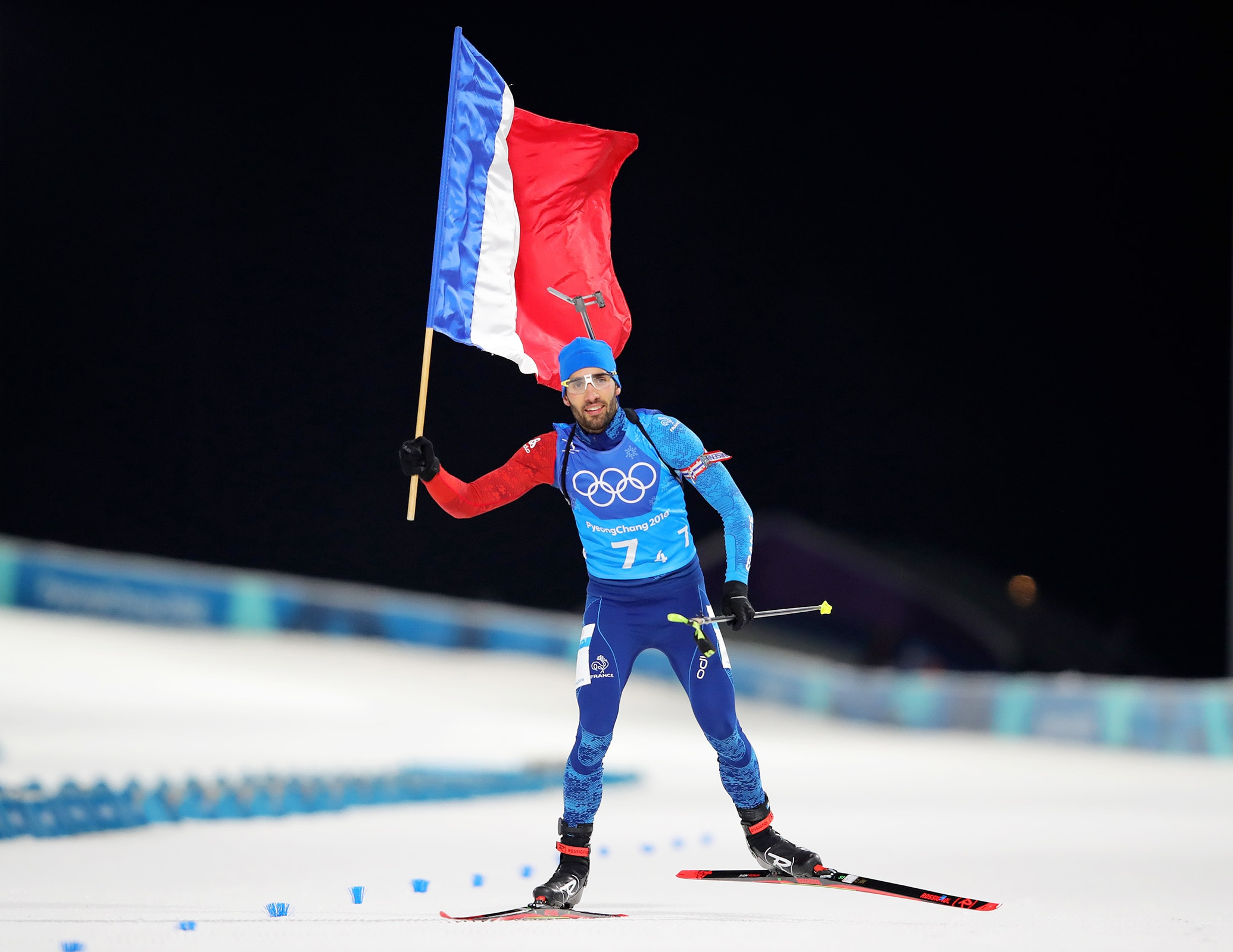 Biathlon - 2x6km Women + 2x7.5km Men Mixed Relay