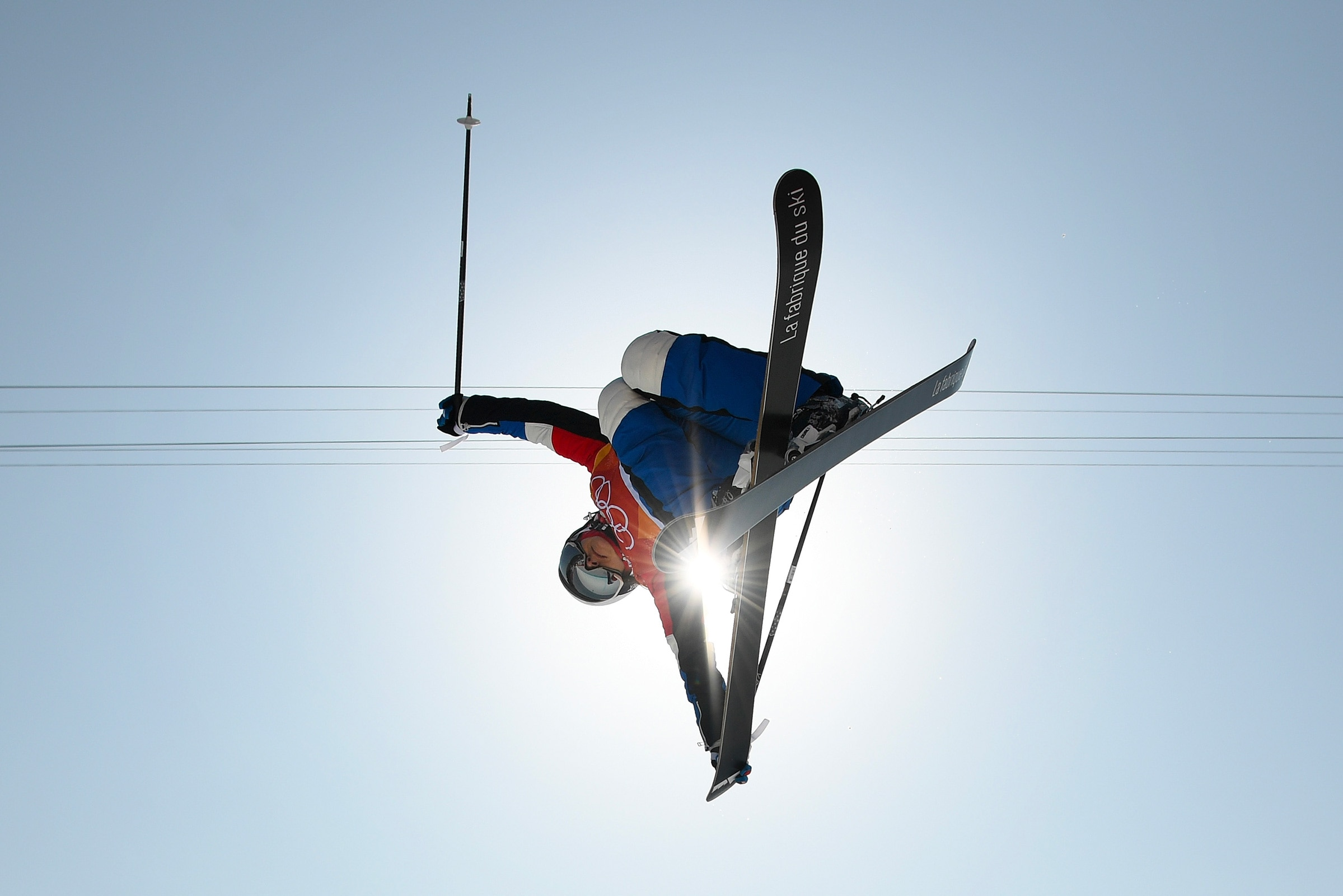 Freestyle Skiing - Ladies' Ski Halfpipe