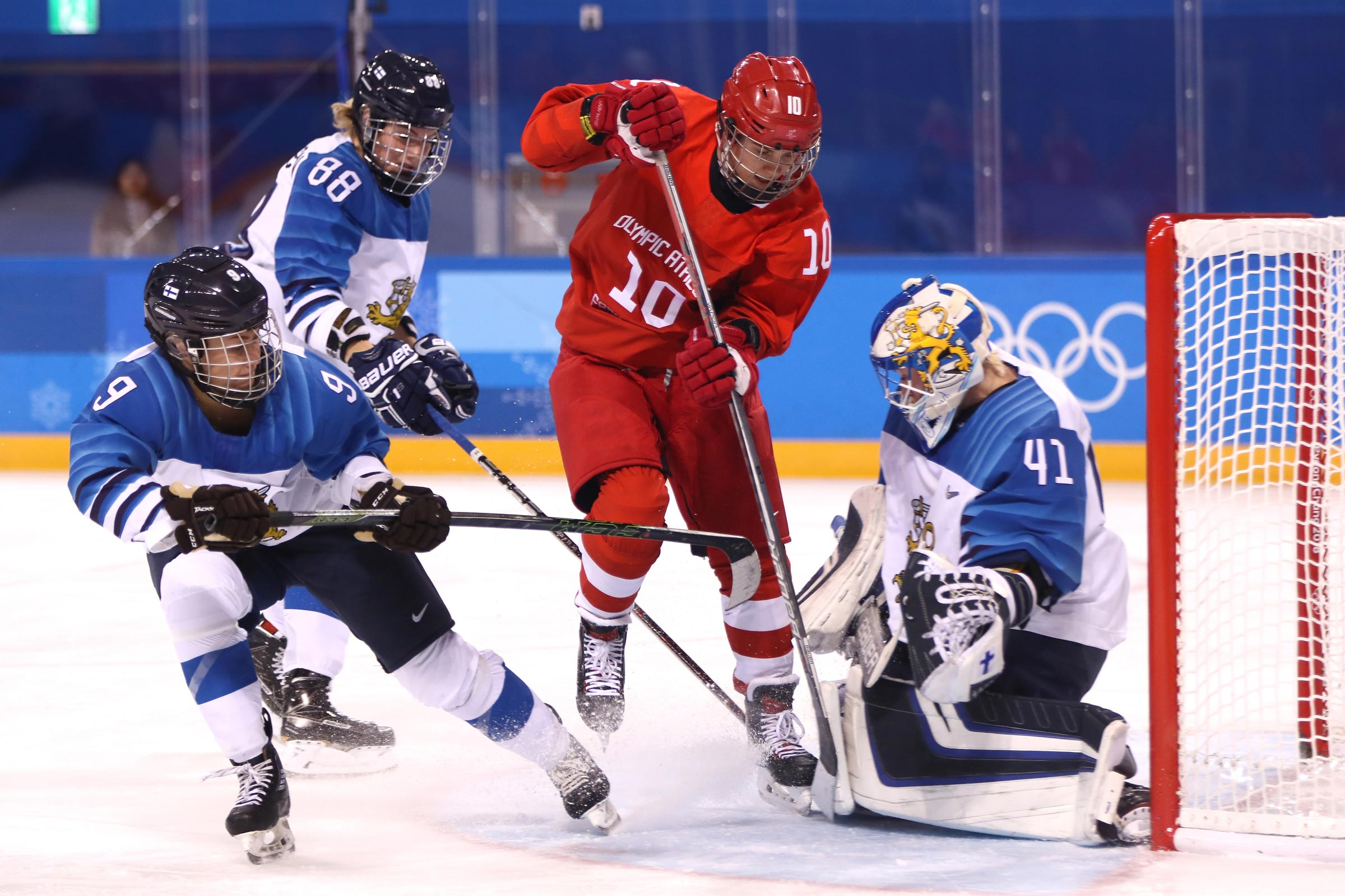 Ice Hockey - Women's Bronze Medal