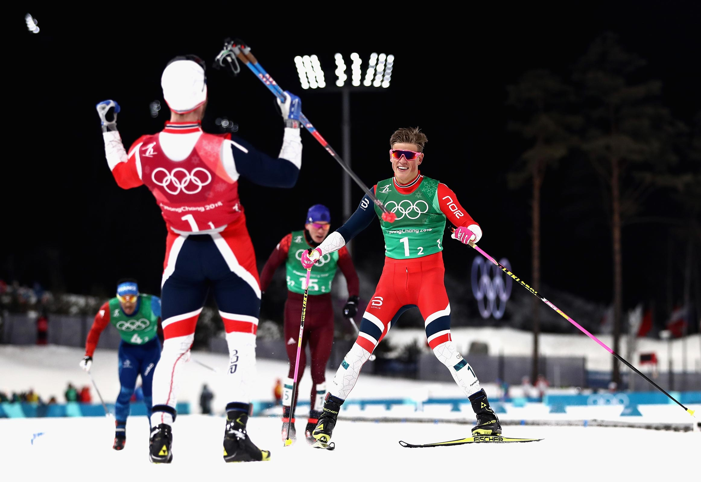 Cross-Country Skiing - Men's Team Sprint Free