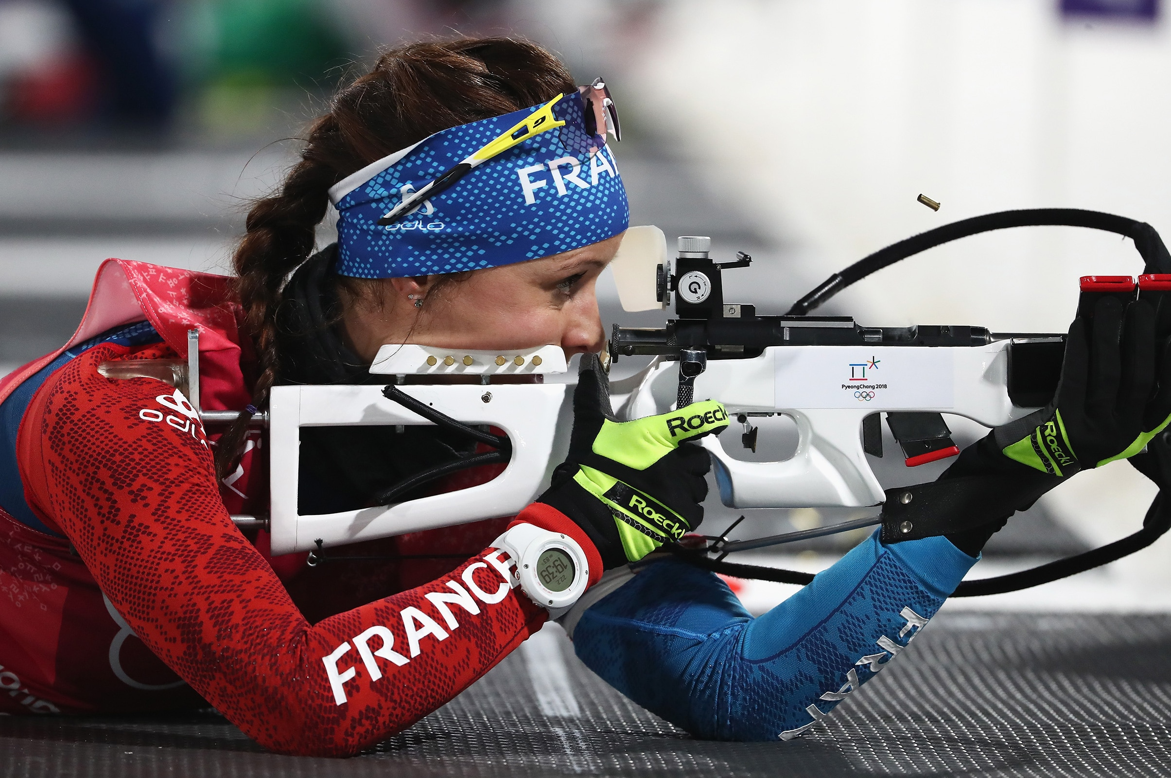 Biathlon - Women's 4x6km Relay