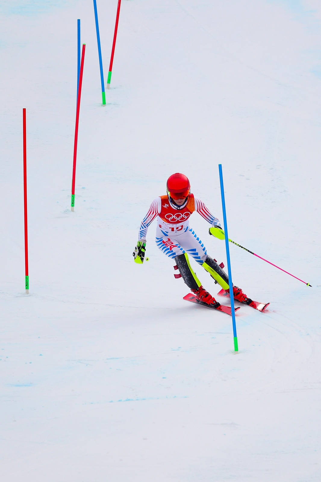 Alpine Skiing - Ladies' Alpine Combined
