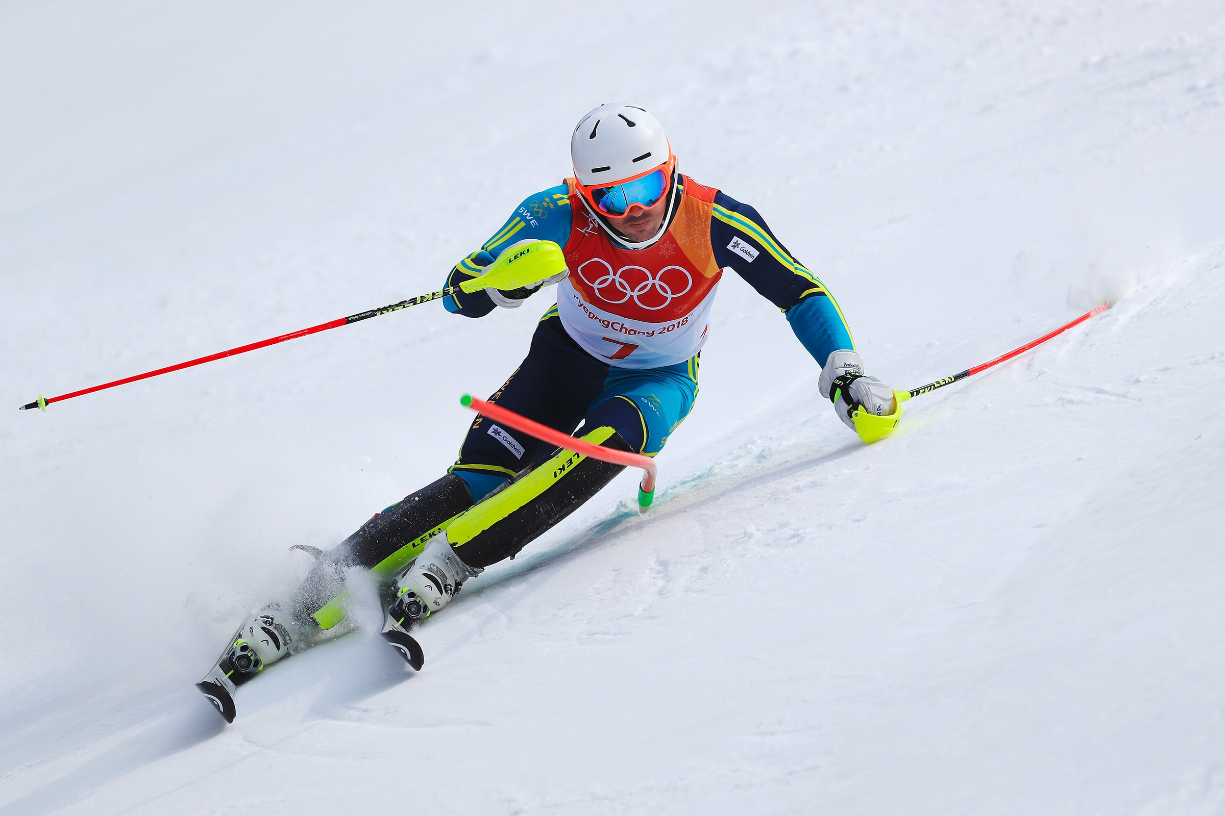 Alpine Skiing - Men's Slalom