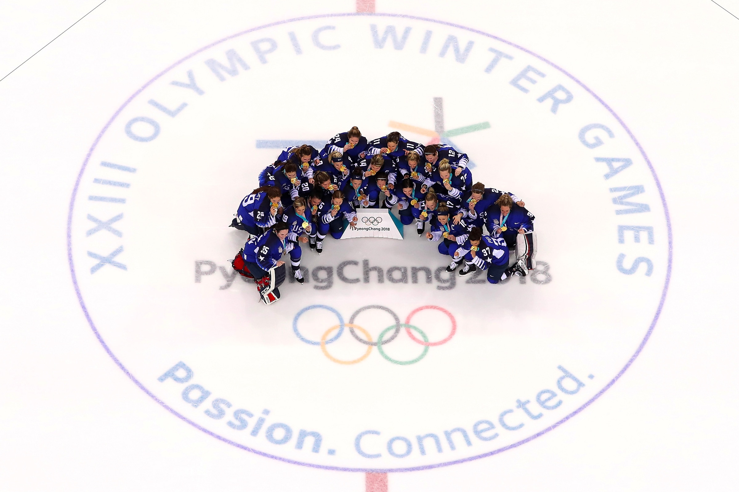 Ice Hockey - Women's Gold Medal
