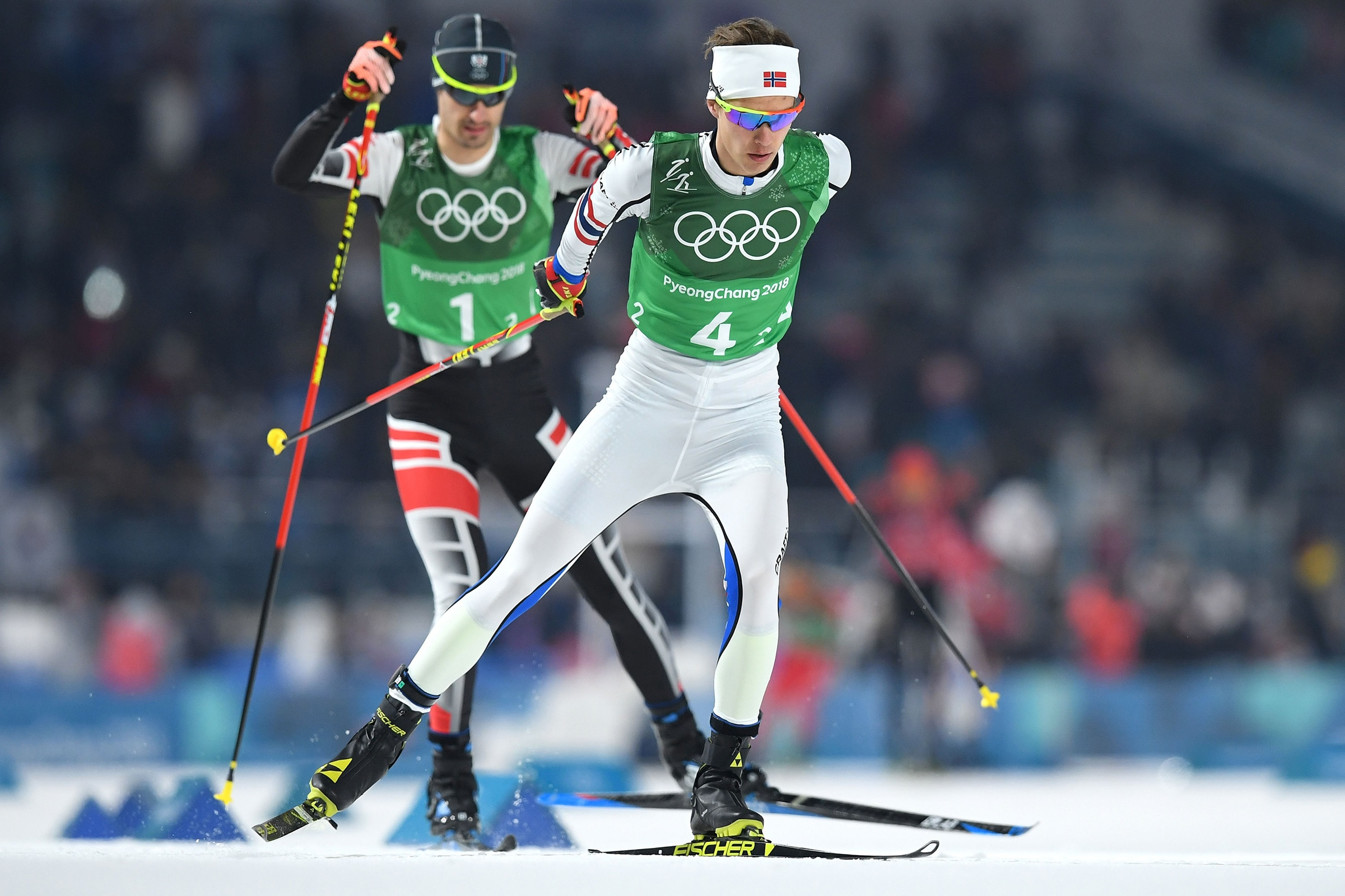 Nordic Combined - Team Gundersen LH/4x5km Cross-Country