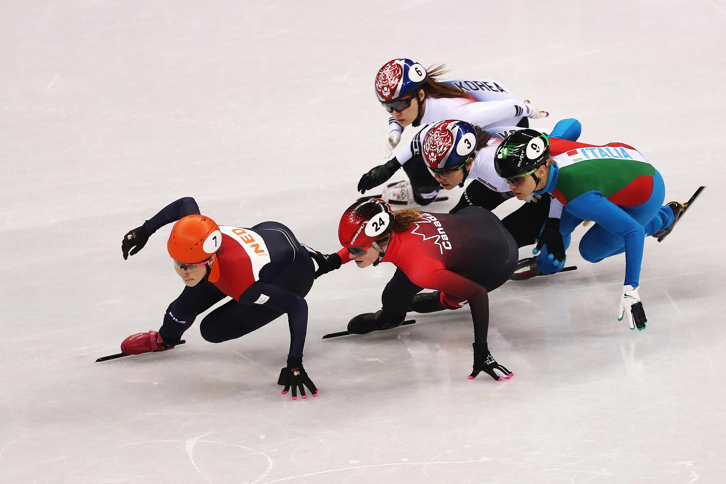 Short Track Speed Skating - Ladies' 1000m