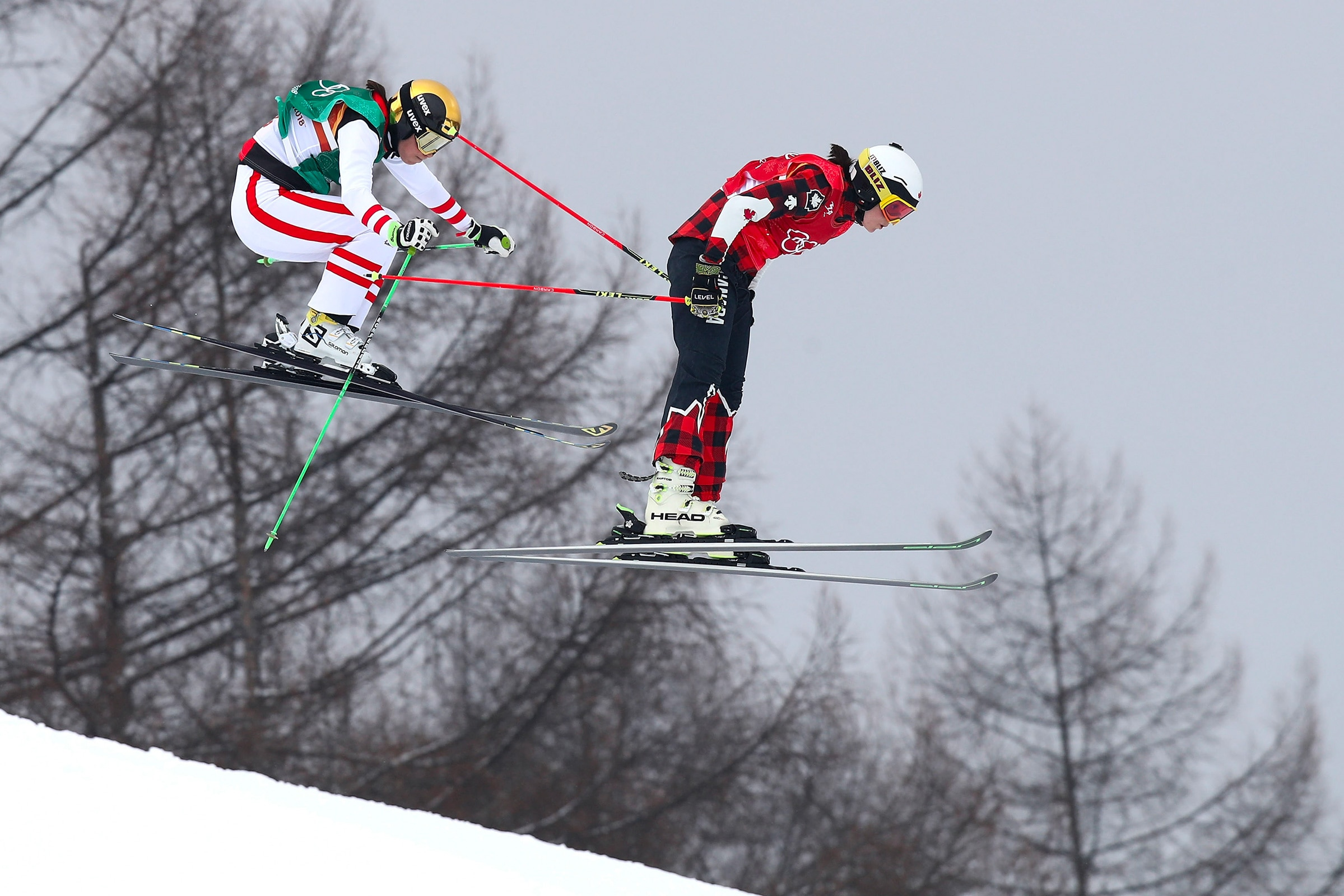 Freestyle Skiing - Ladies' Ski Cross