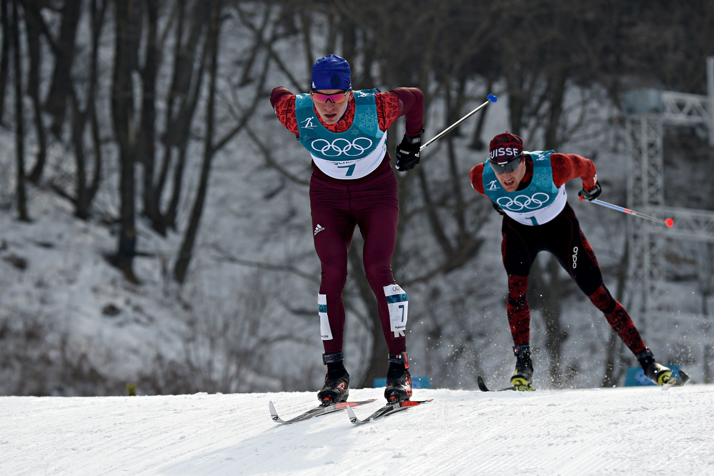 Cross-Country Skiing - Men's 50km Mass Start Classic