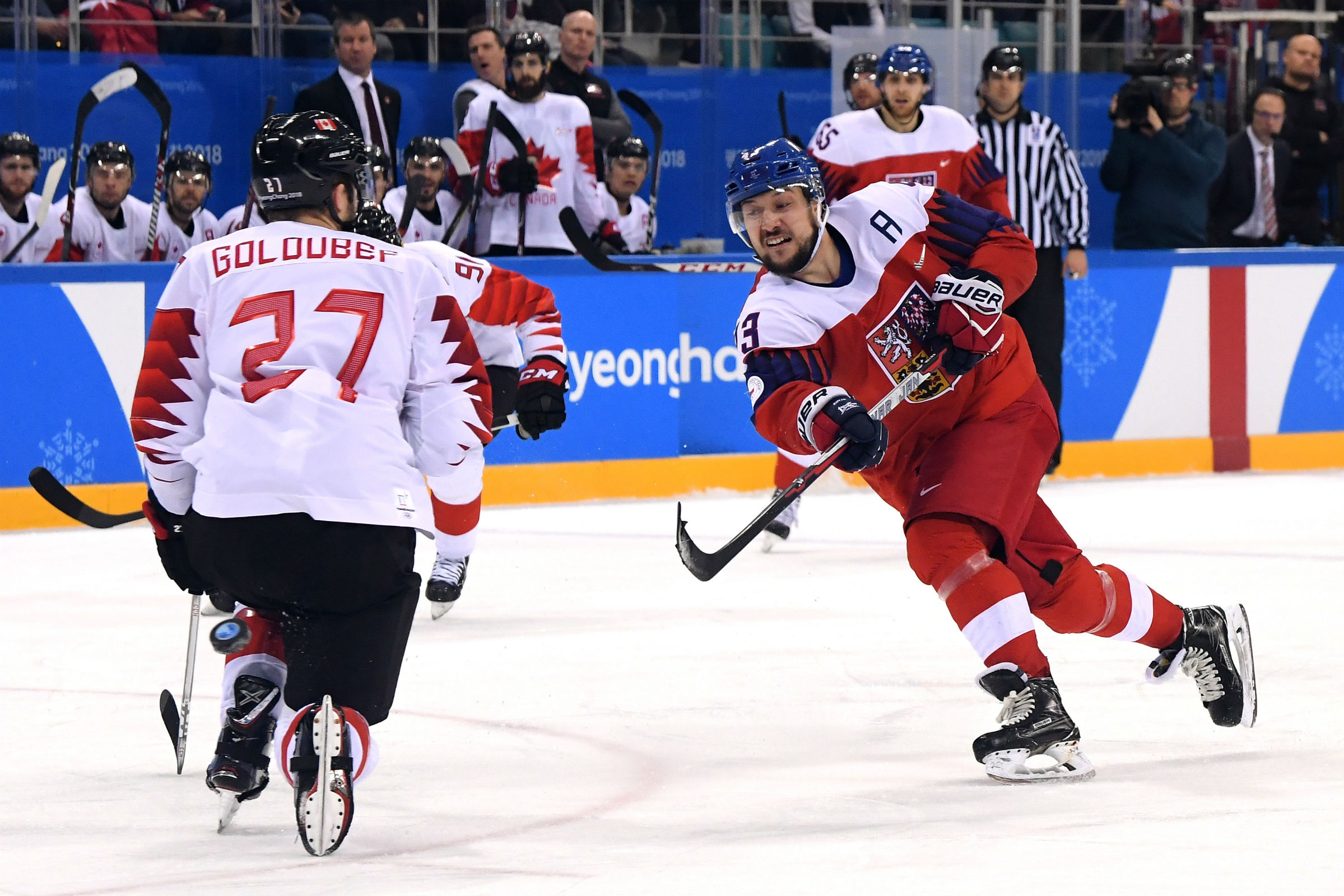 Ice Hockey - Men Bronze Medal Game