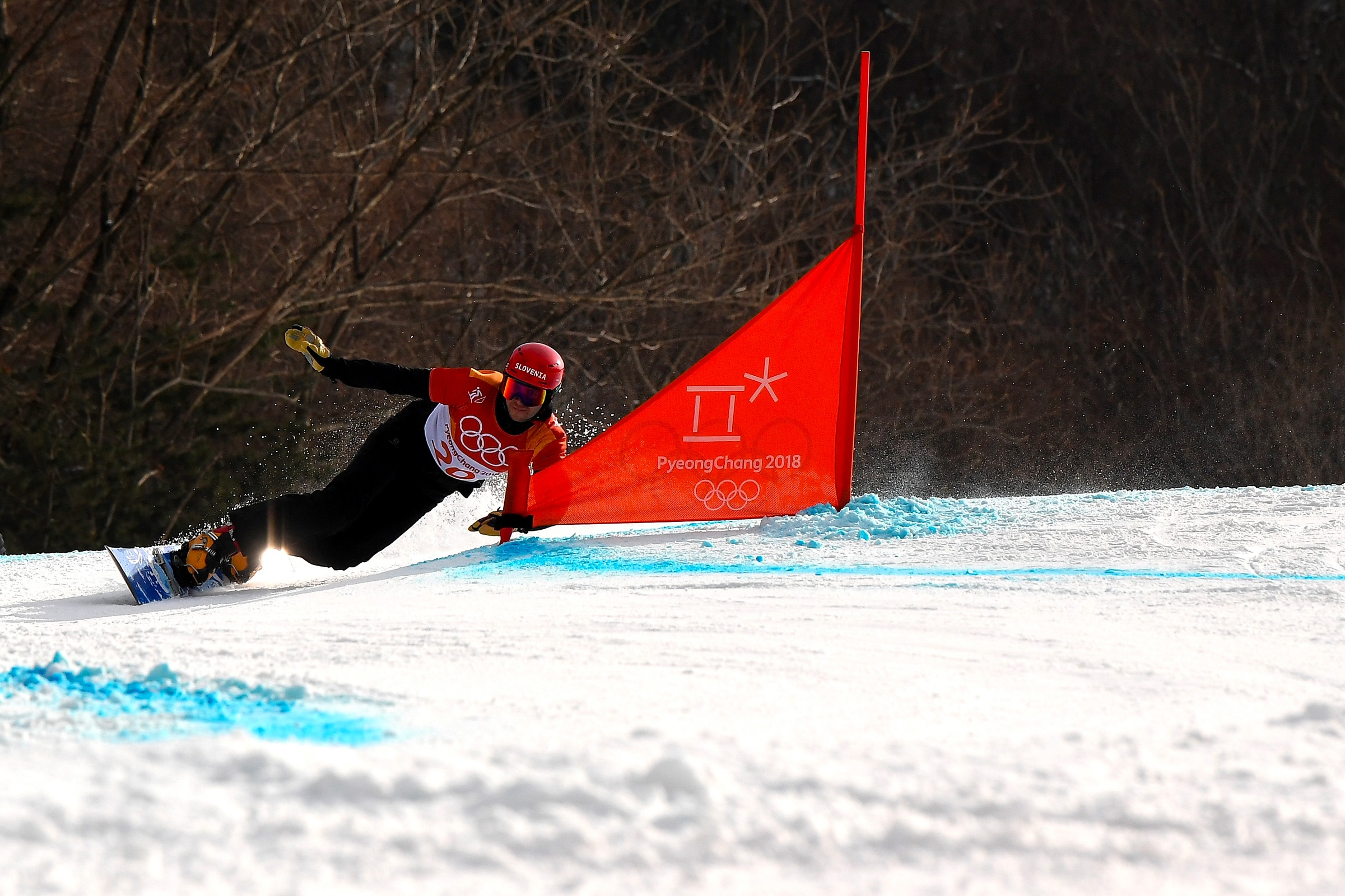 Snowboard - Men's Parallel Giant Slalom