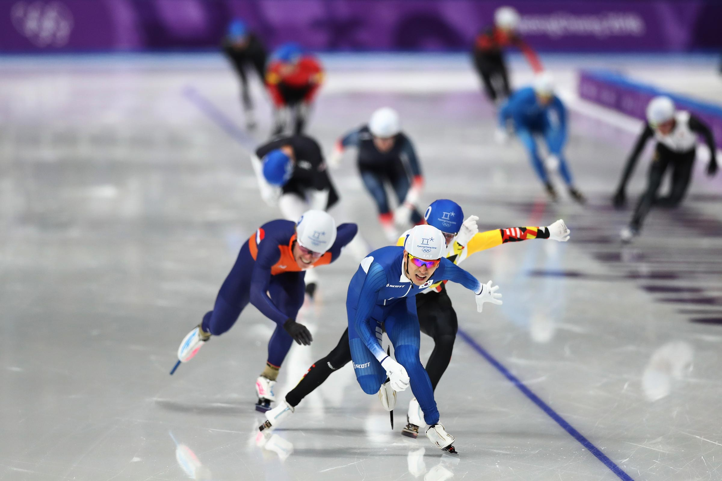 Speed Skating - Men's Mass Start