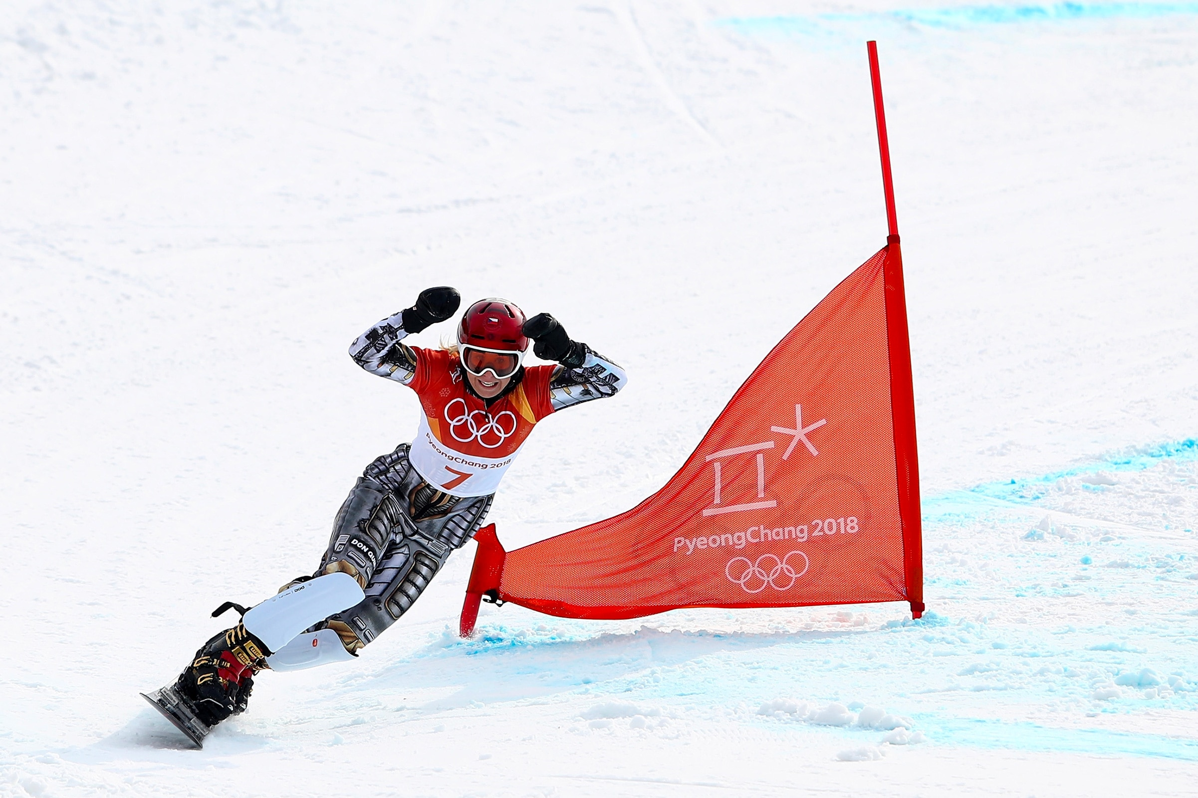 Snowboard - Ladies' Parallel Giant Slalom