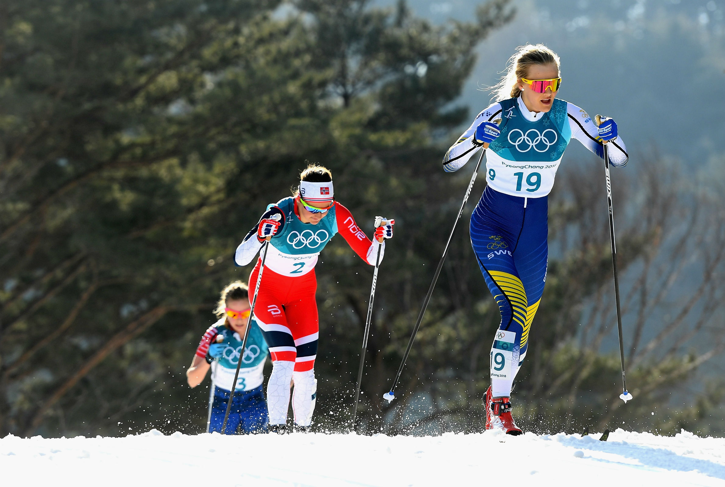Cross Country Skiing At The 2020 Olympic Winter Games.Pyeongchang Cross Country Skiing Results Videos