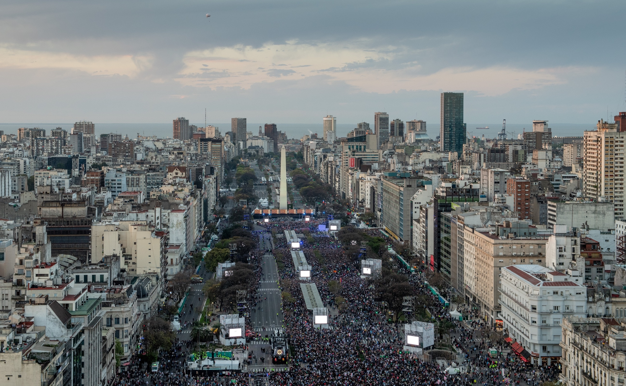 Buenos Aires 2018 - Opening Ceremony