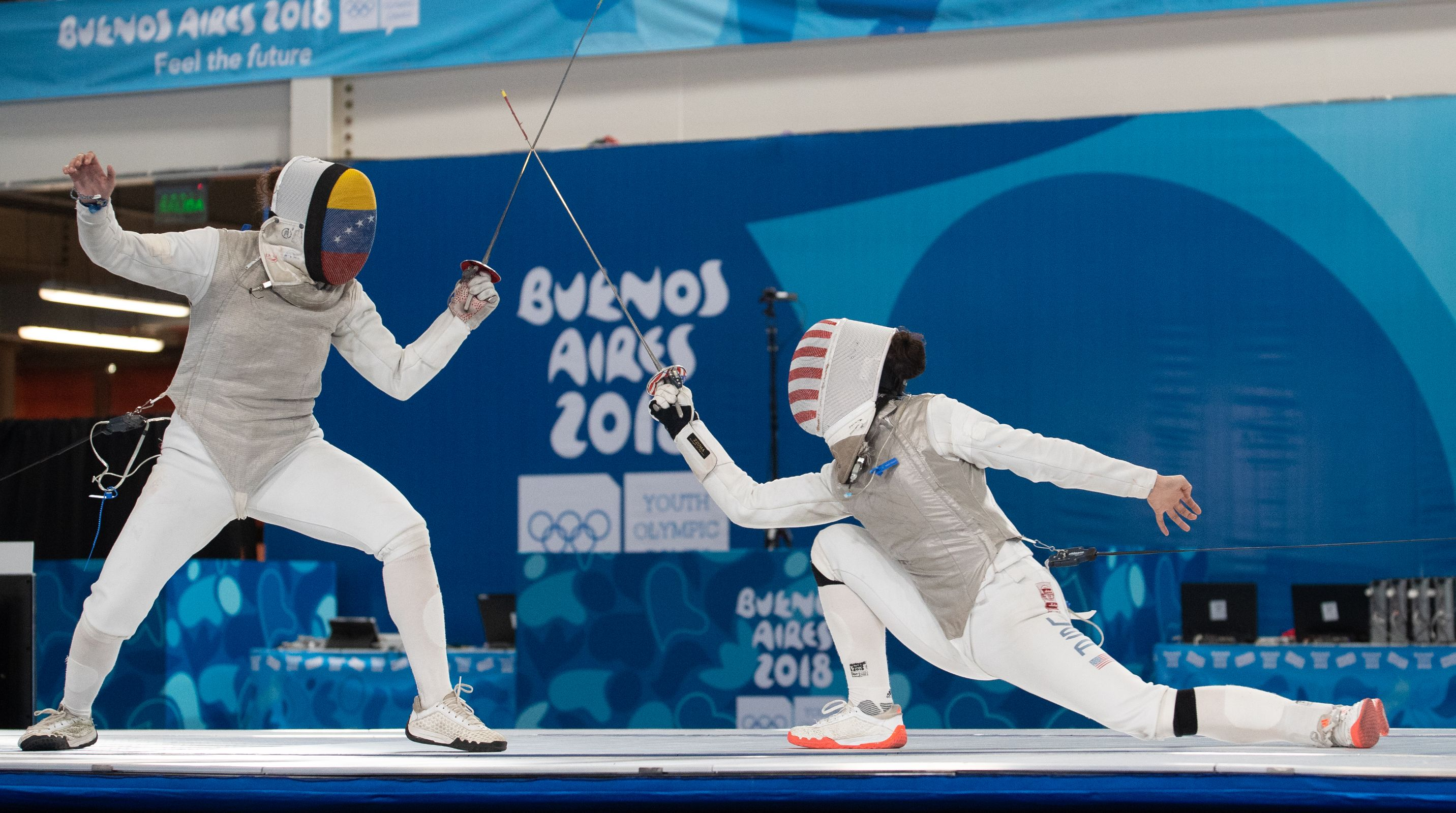 Fencing - Women's Foil Individual