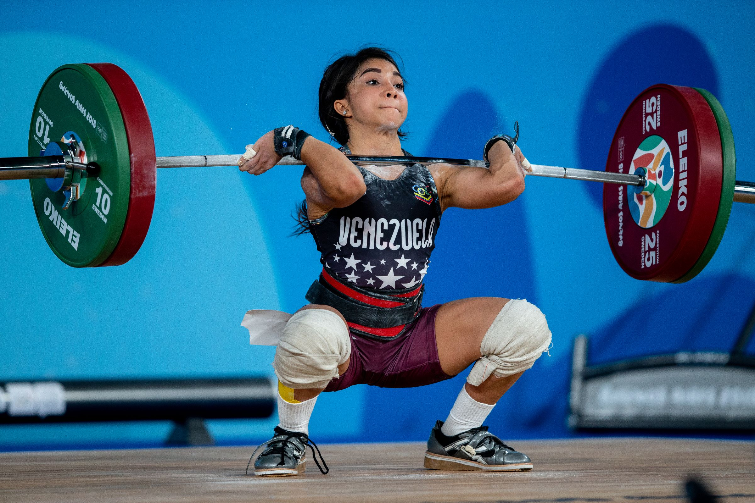 Weightlifting - Women's 44kg