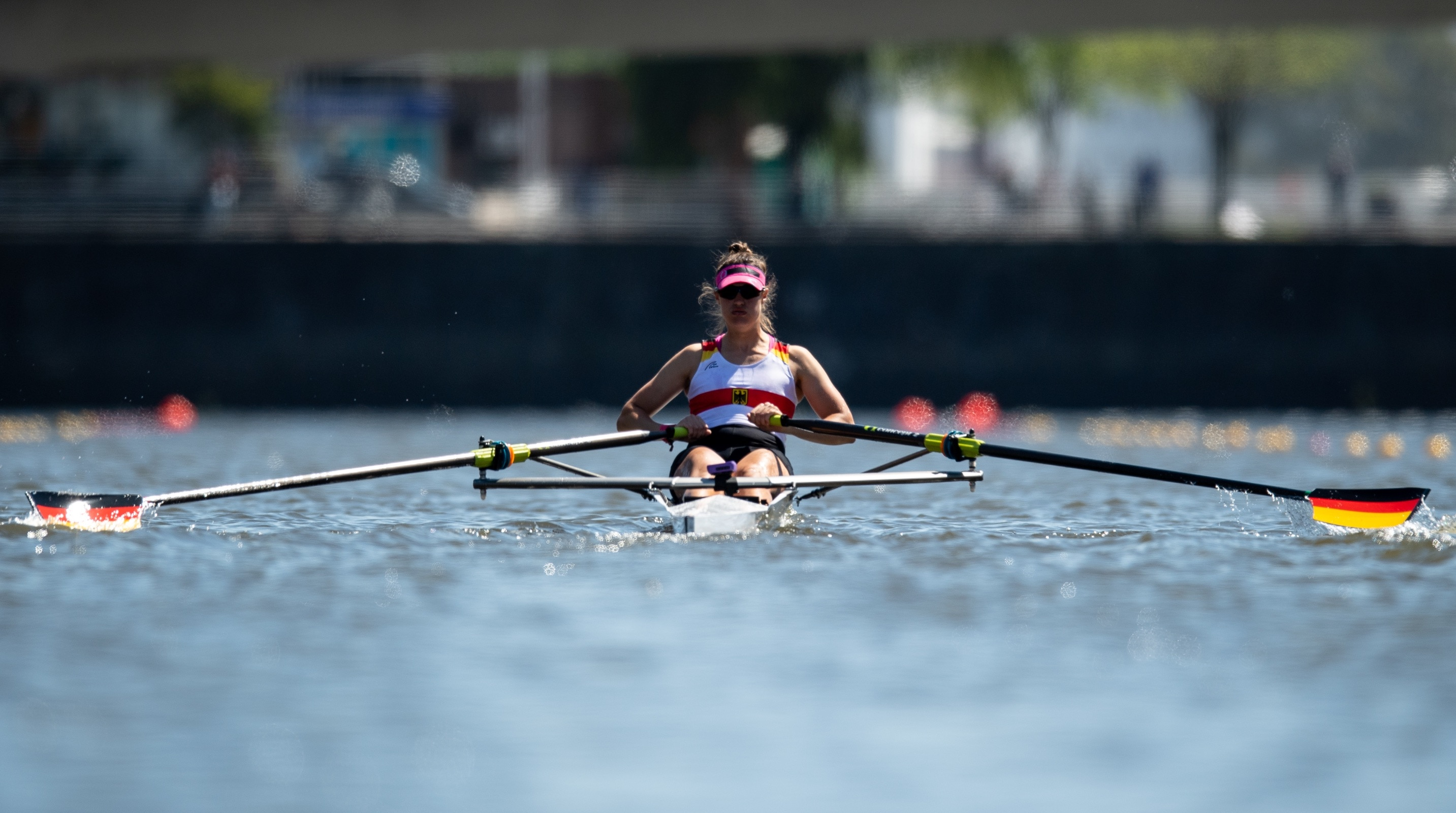 Rowing Women Single Sculls