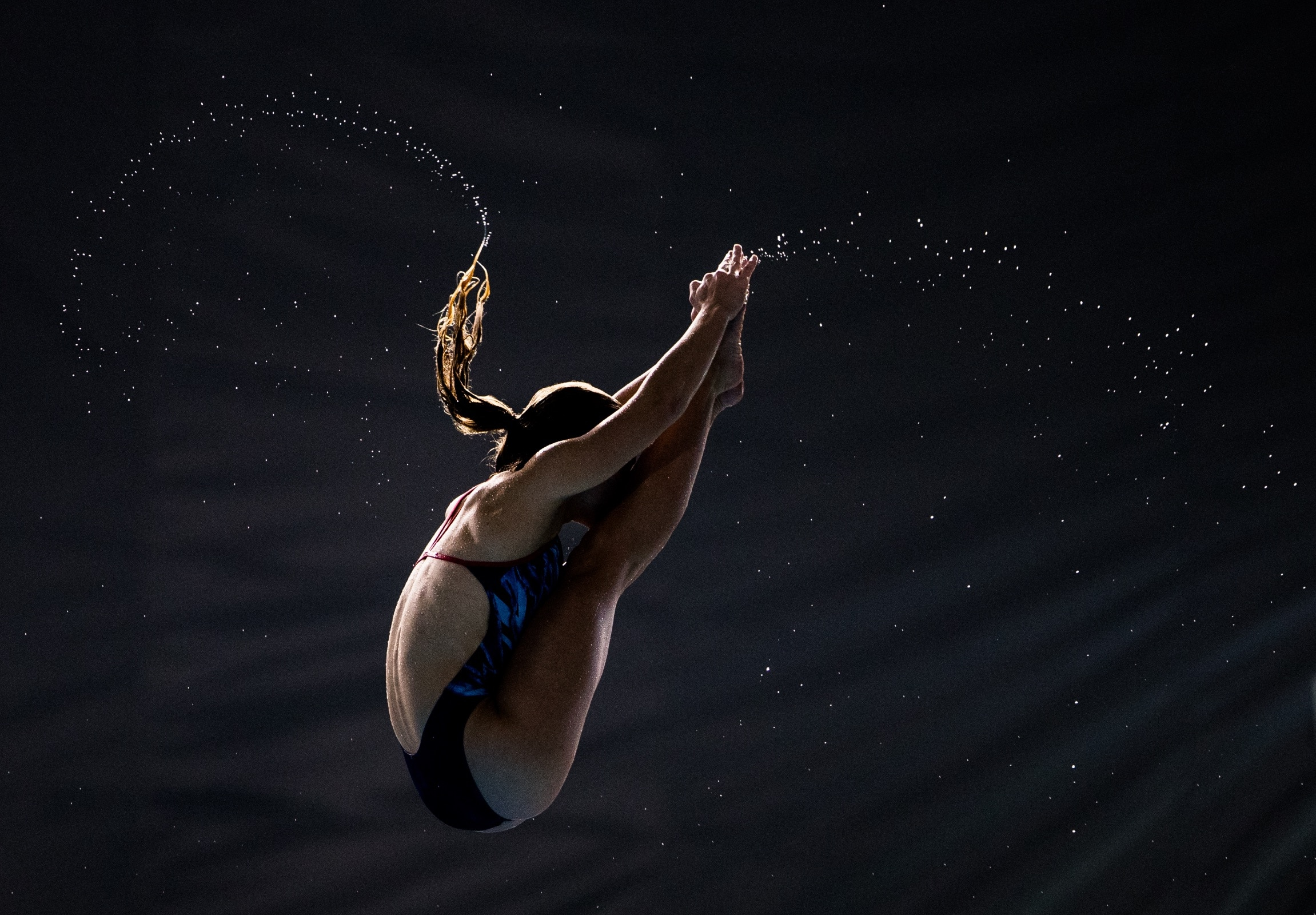 Buenos Aires 2018 - Diving