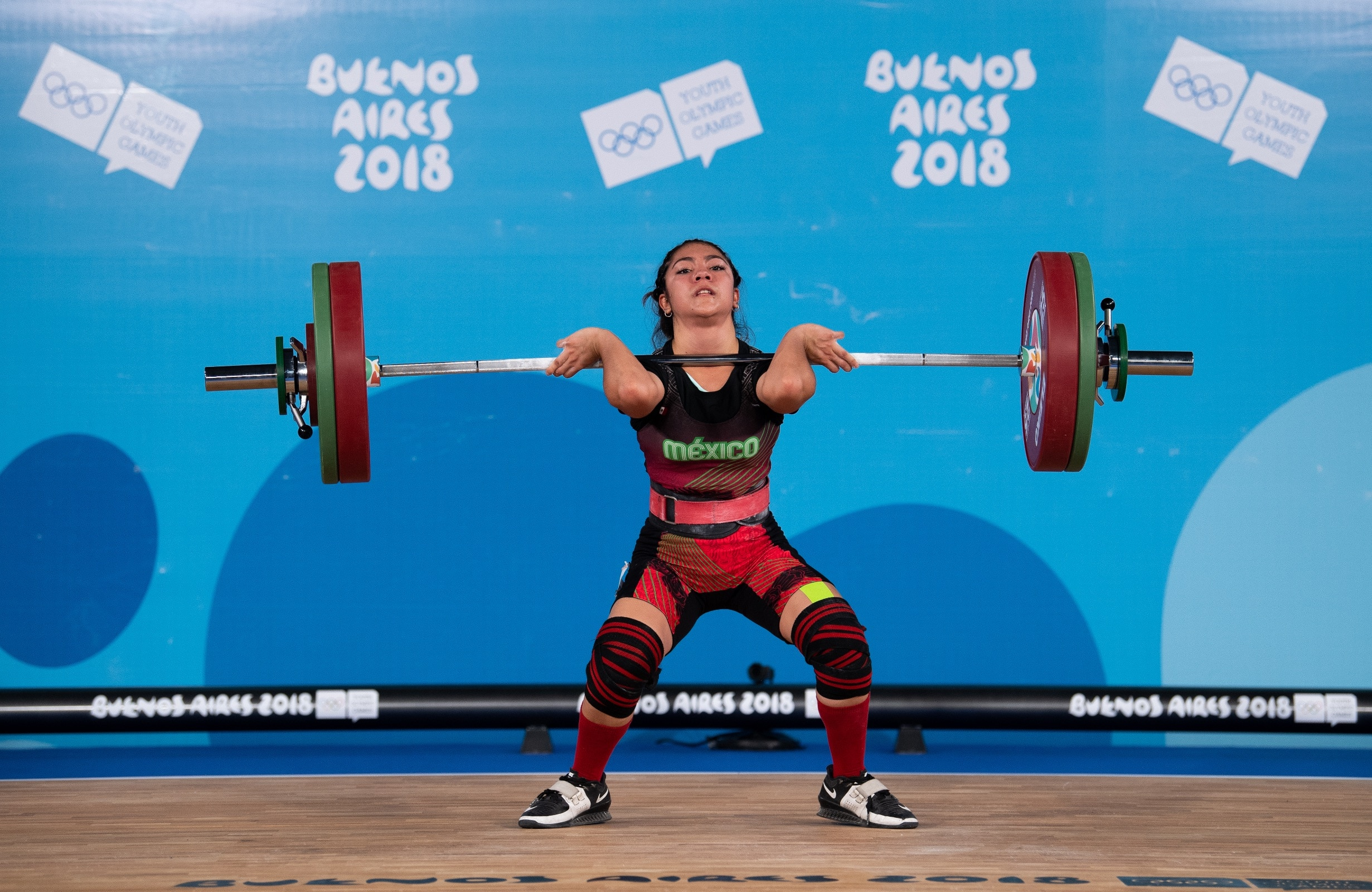 Buenos Aires 2018 - Weightlifting - Women's 48kg