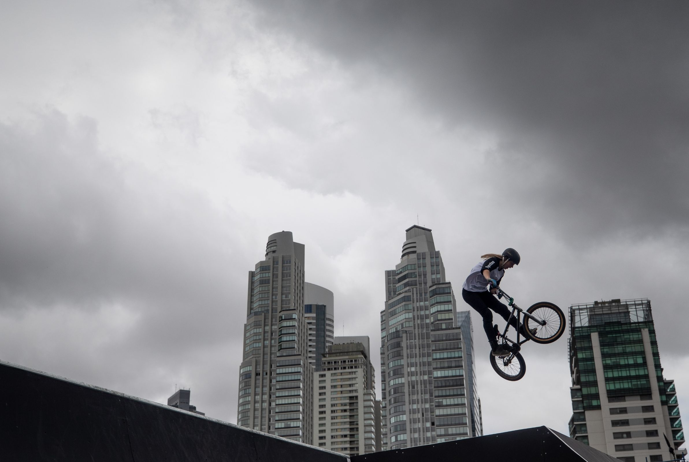 Buenos Aires 2018 - BMX Freestyle - Mixed Team Event