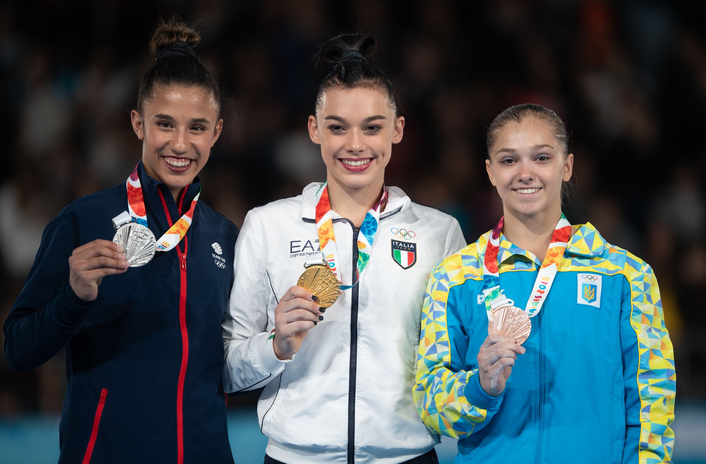Buenos Aires 2018 - Artistic Gymnastics - Women's Individual All-Around