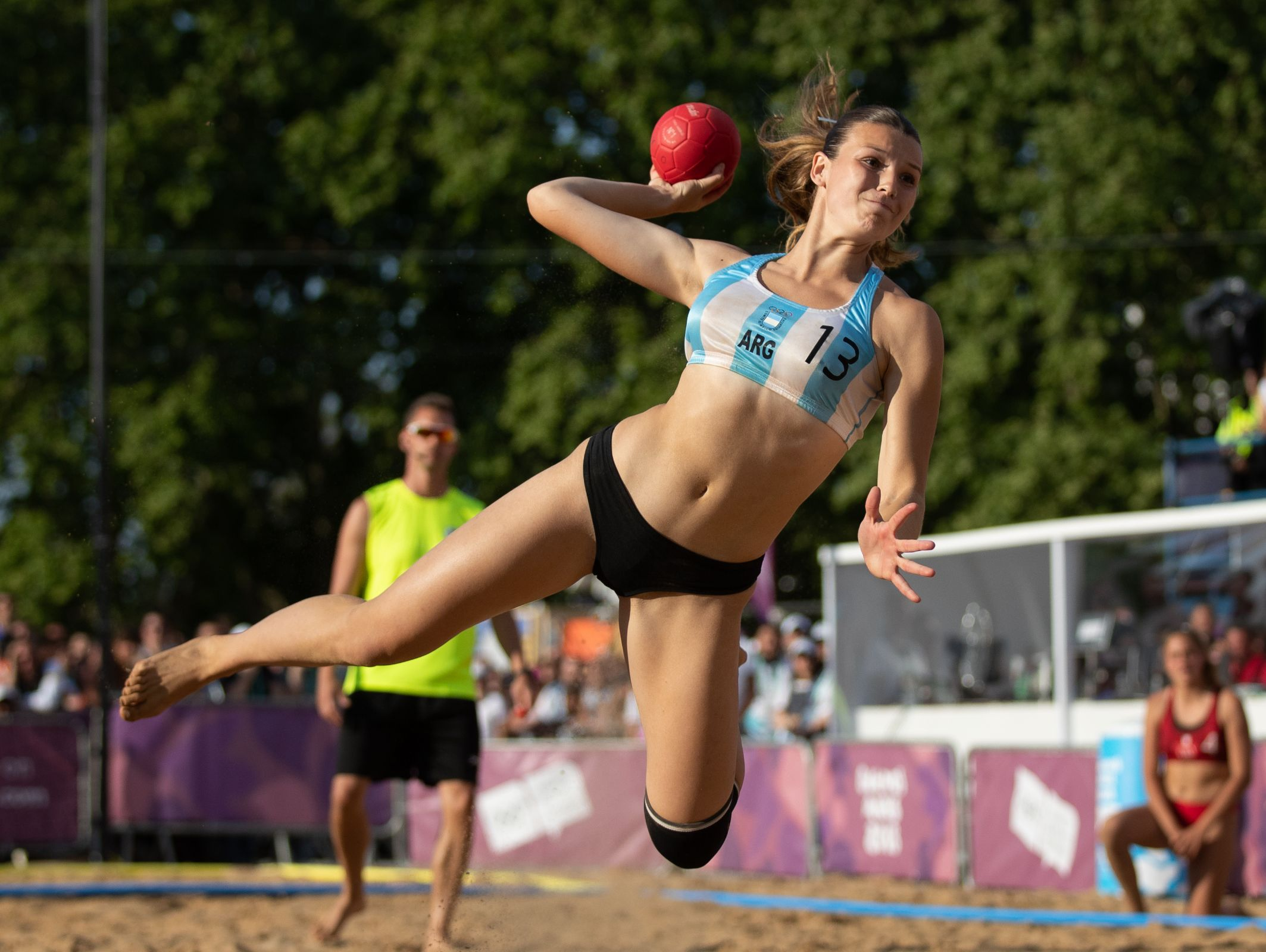 Buenos Aires 2018 - Beach Handball - Women's Tournament