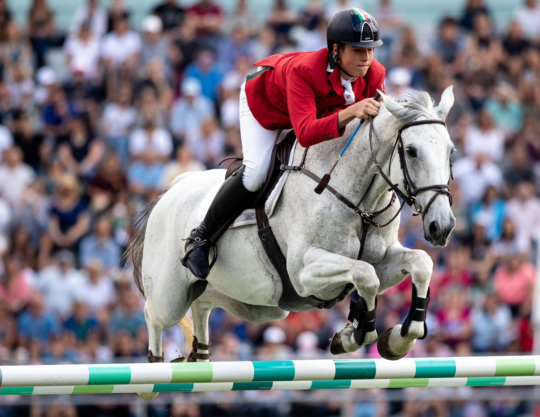 Buenos Aires 2018 - Equestrian - Jumping Individual