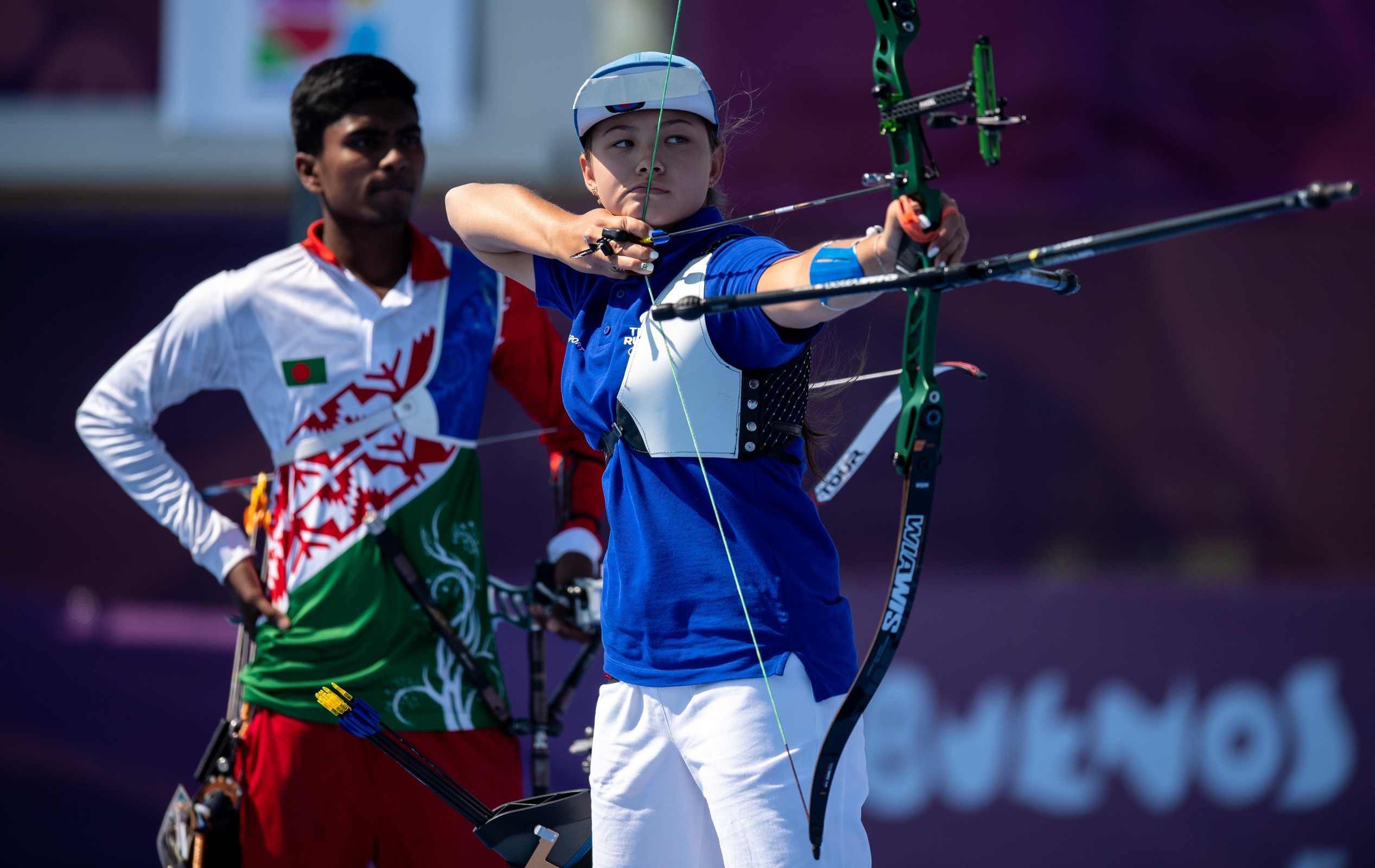 Buenos Aires 2018 - Archery - Mixed International Team Event