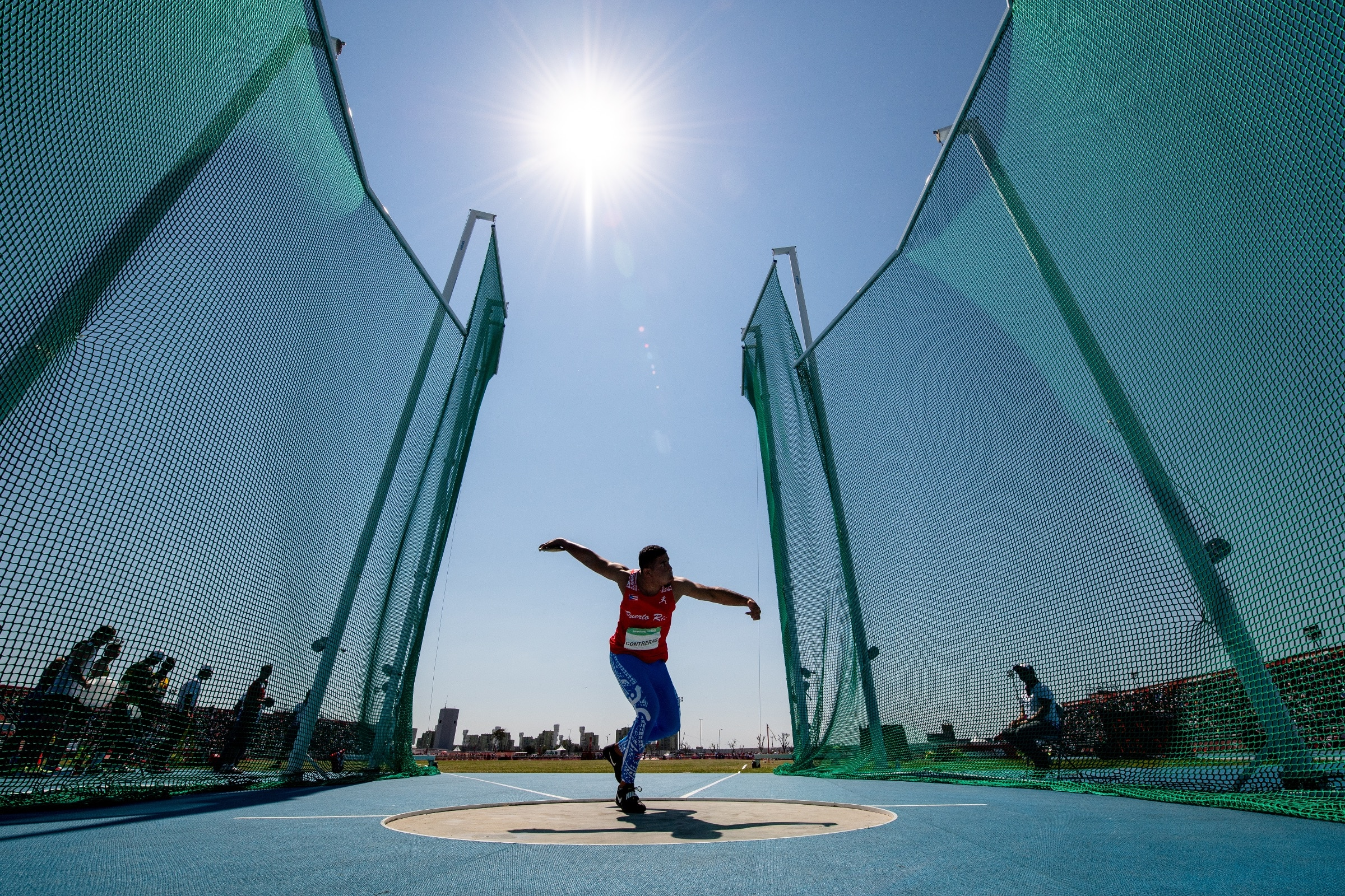 Buenos Aires 2018 - Athletics - Men's Discus Throw